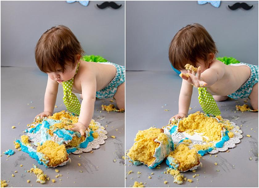 Little Man 1st Birthday and Cake Smash_South Jersey Children Photographer 24