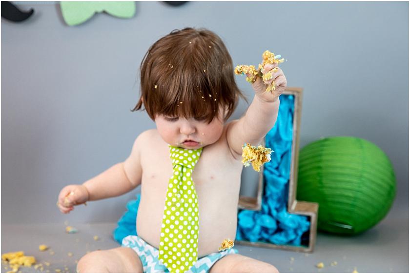 Little Man 1st Birthday and Cake Smash_South Jersey Children Photographer 28