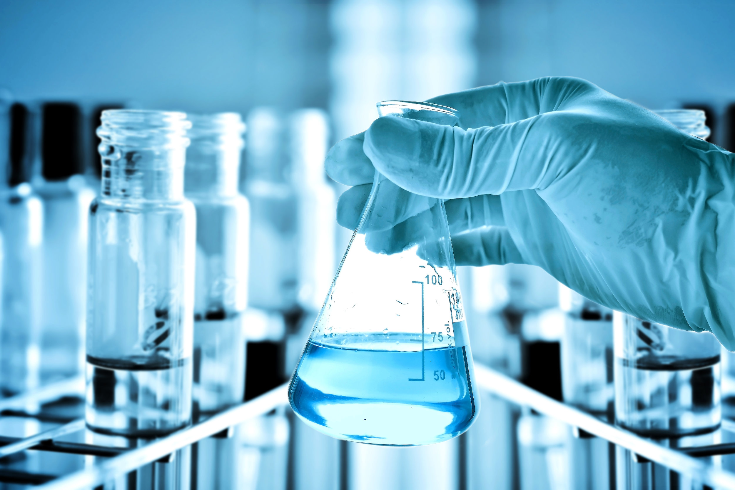 Analytical testing laboratory that provides special project accommodation