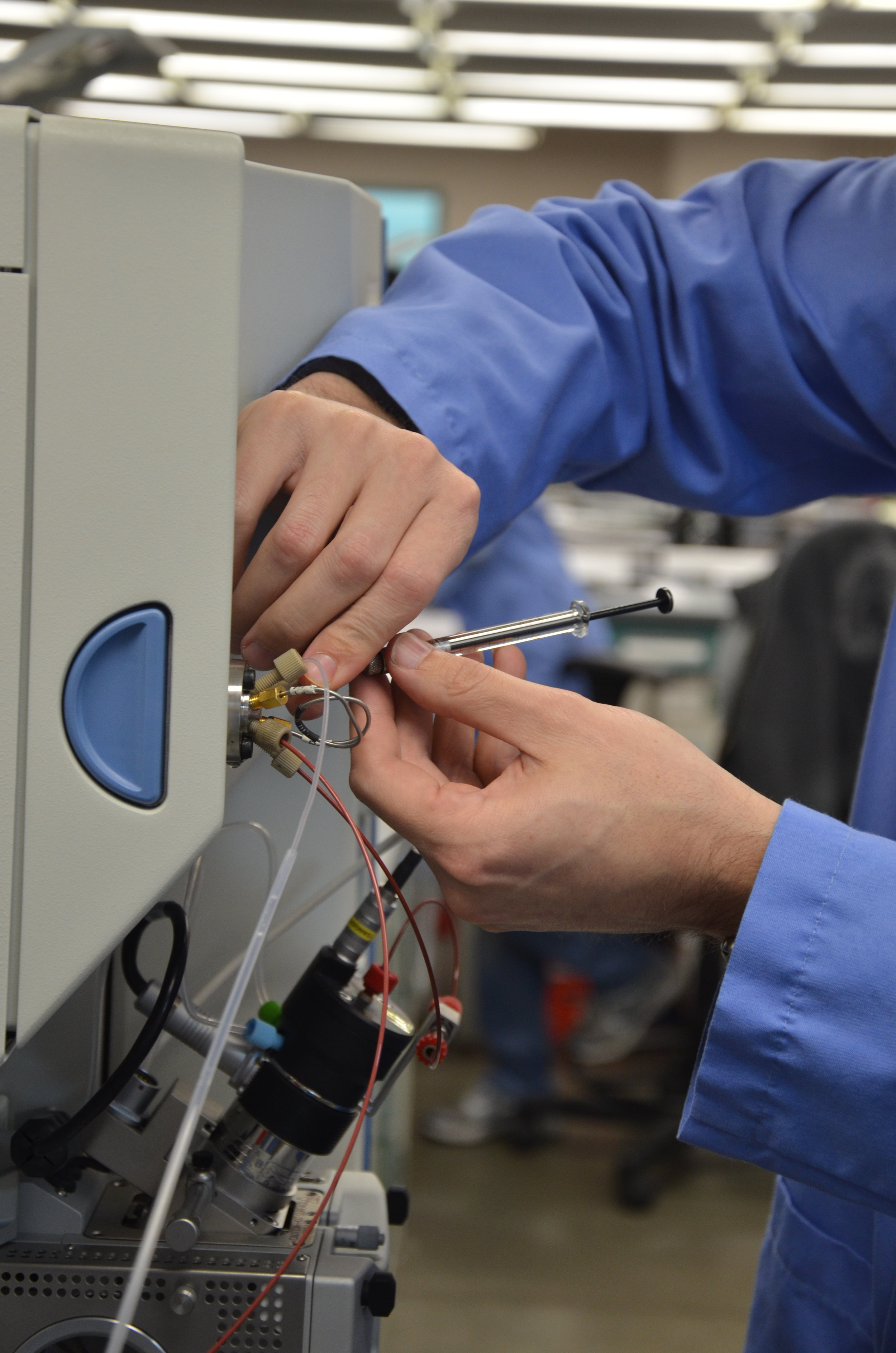 Our laboratory offers greater analytical sensitivity