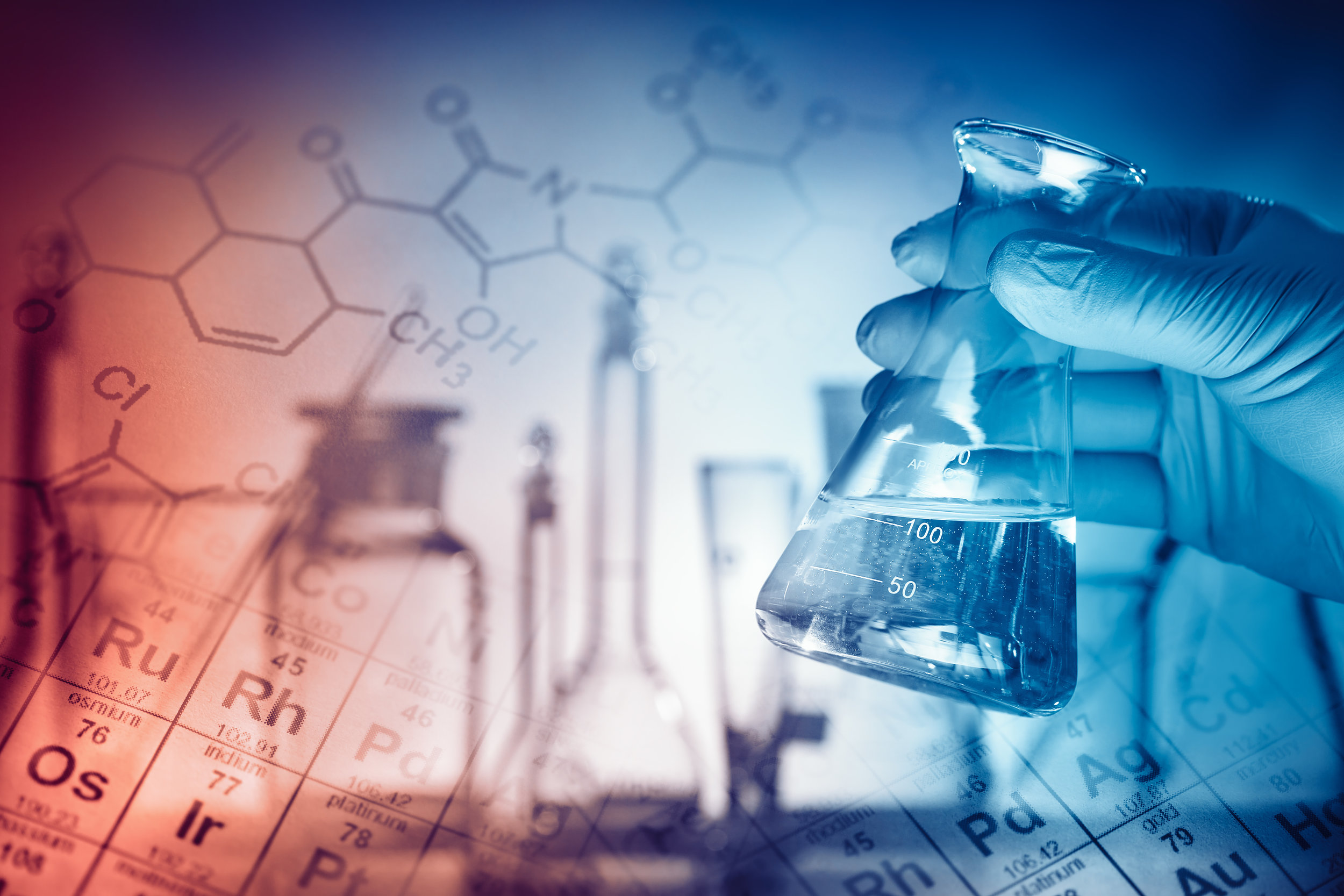 Our laboratory offers customized analytical testing services