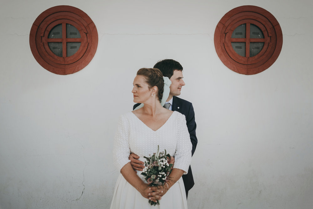 MIREN GARMENDIA - It was impossible to find someone more appropriate and related to us for our wedding!A great professional who has known how to get the best out of us and the rest of the wedding!Incredible work done!A great professional and a better person!Thanks for everything
