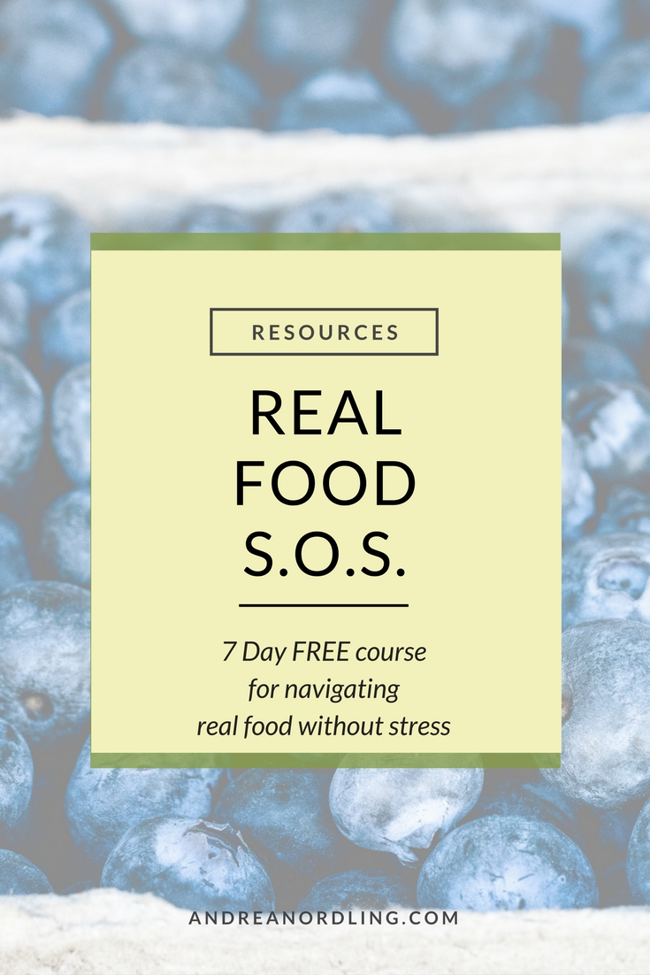 HOW TO EAT PALEO (REAL FOOD) WITHOUT GOING INSANE. 7 DAY FREE COURSE!