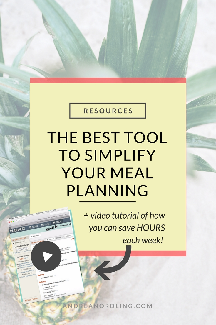 Using one super simple (and cheap!) product has completely changed my meal planning routine and has honestly saved me HOURS on a weekly basis! I share all about my struggles with overwhelm, how I'm delegating and getting over it, and include a video tutorial for using the biggest time saver of all.