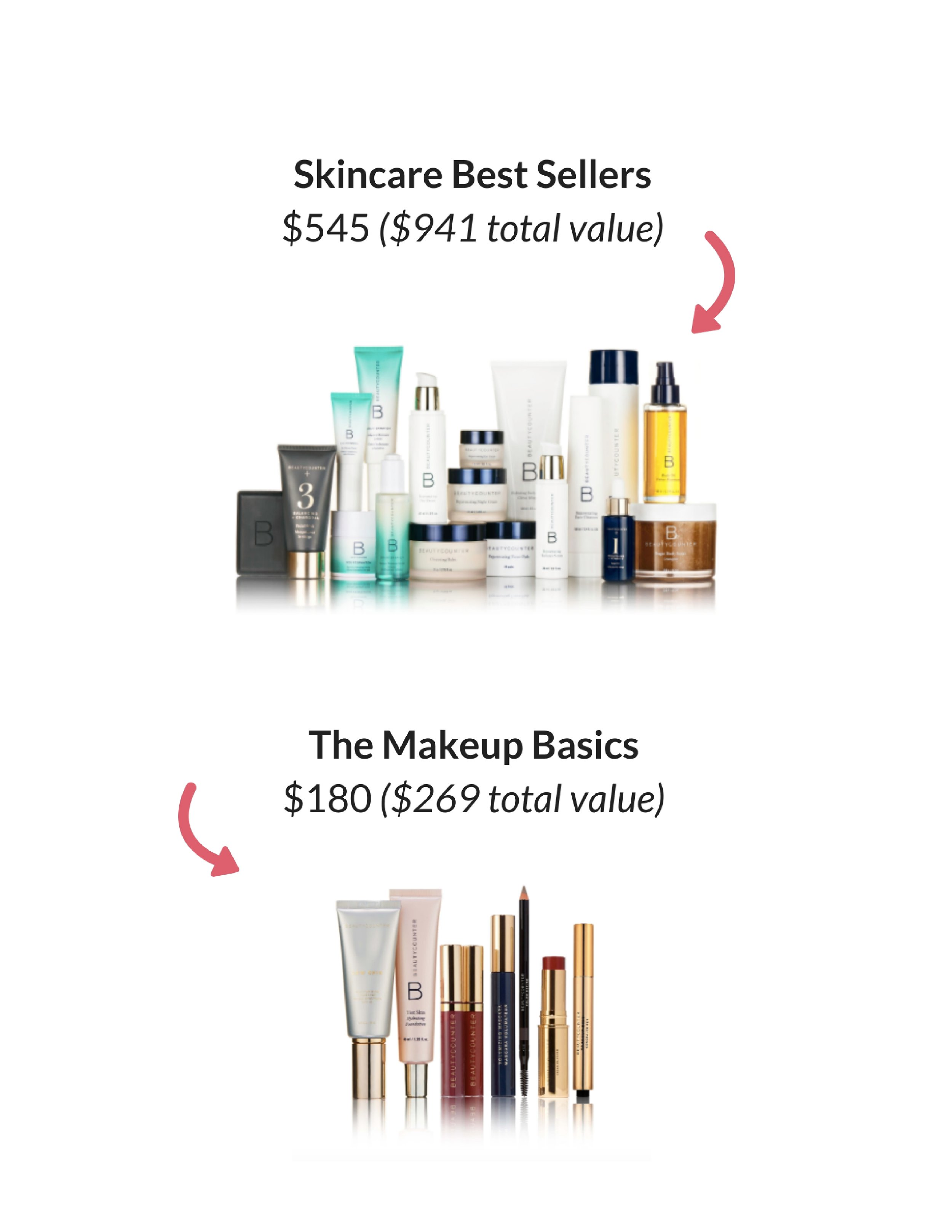 Sharing the mission of safer products is the perfect complement to any wellness business. If you haven't experienced the magic of Beautycounter products, let me get some samples into your hands! Email hello@andreanordling.com and pin this for later!