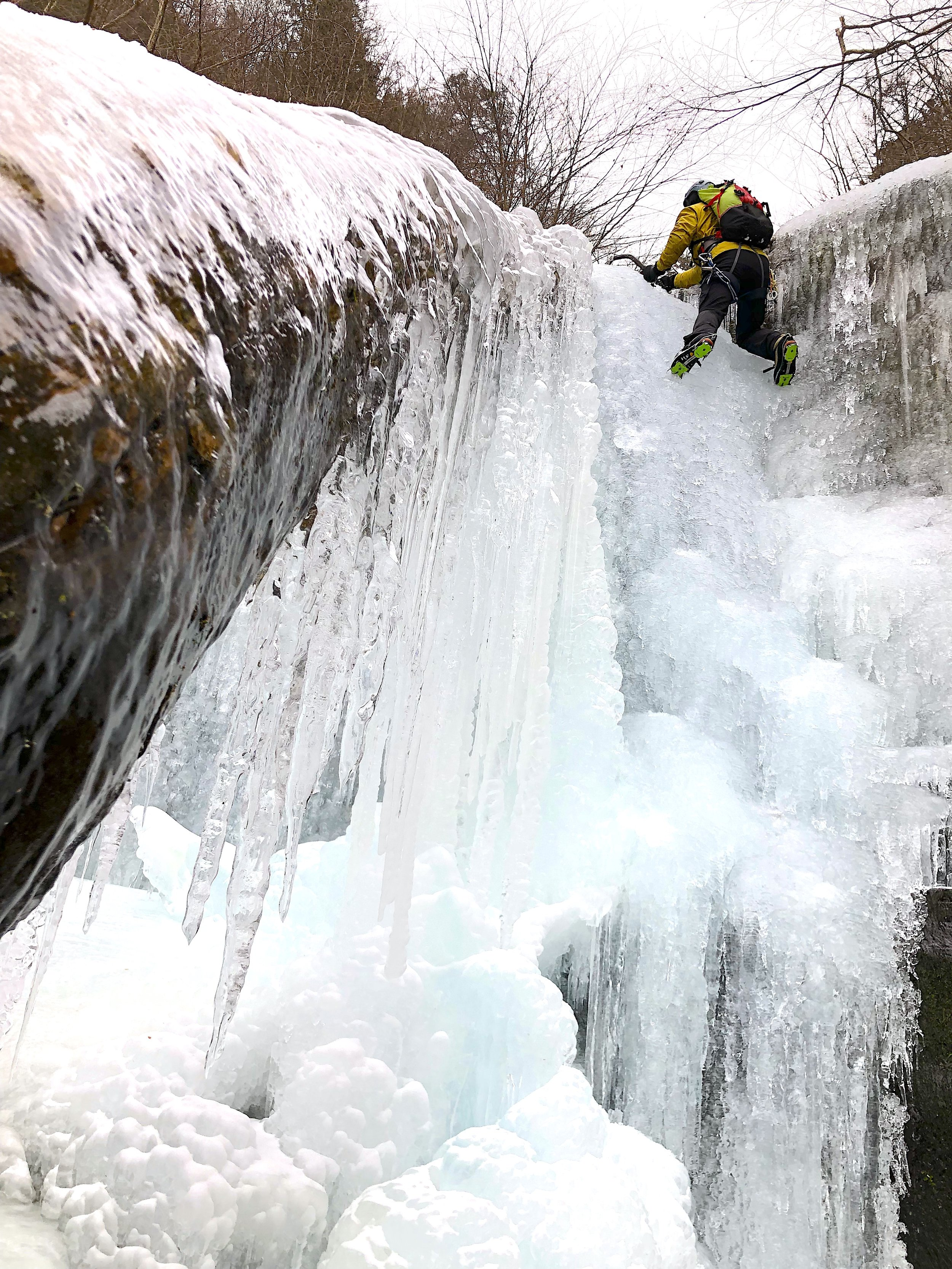 Route Guide Buttermilk Falls in the Catskills Ben Carlson BMF Kronos Furnace Industries DRY ICE Tools 7.jpg