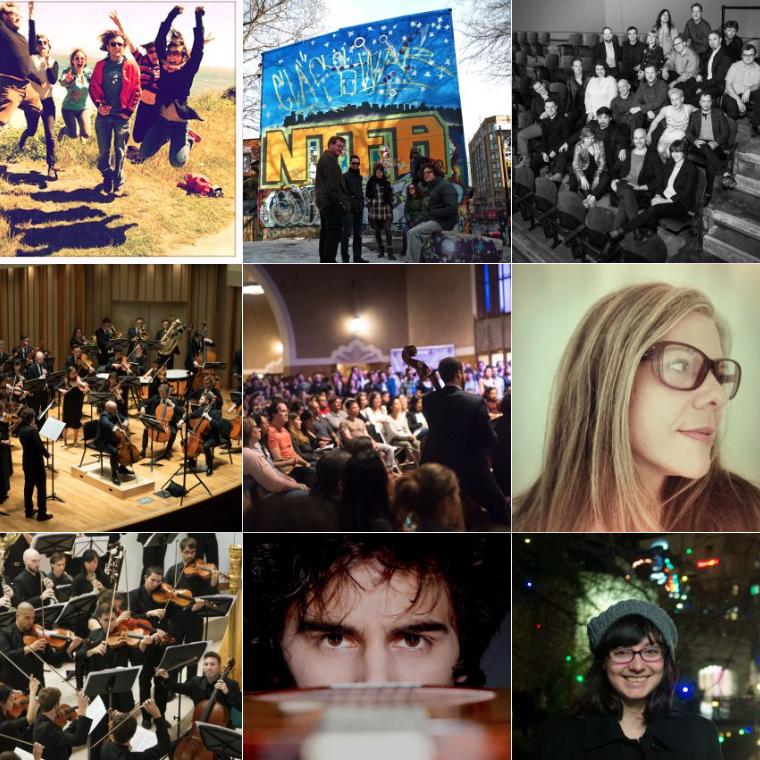 Music & Arts ReSound (M.A.R.S.)