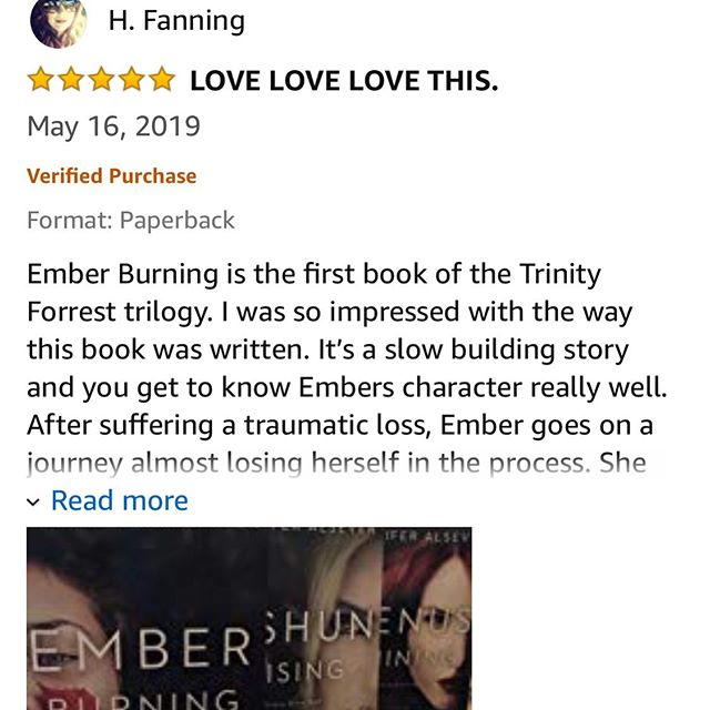 Do you love a great book? Then write a review. Before I wrote the #trinityforestseries I never wrote reviews. Now I see how vital they are to helping readers select a book and to helping authors get discovered! If you read a book you loved, write a review on #amazon or #goodreads! #amwritingfiction #authorsofinstagram#ilovebooks #bookreviews#bookrecommendations#yaparanormal #goodyabooks