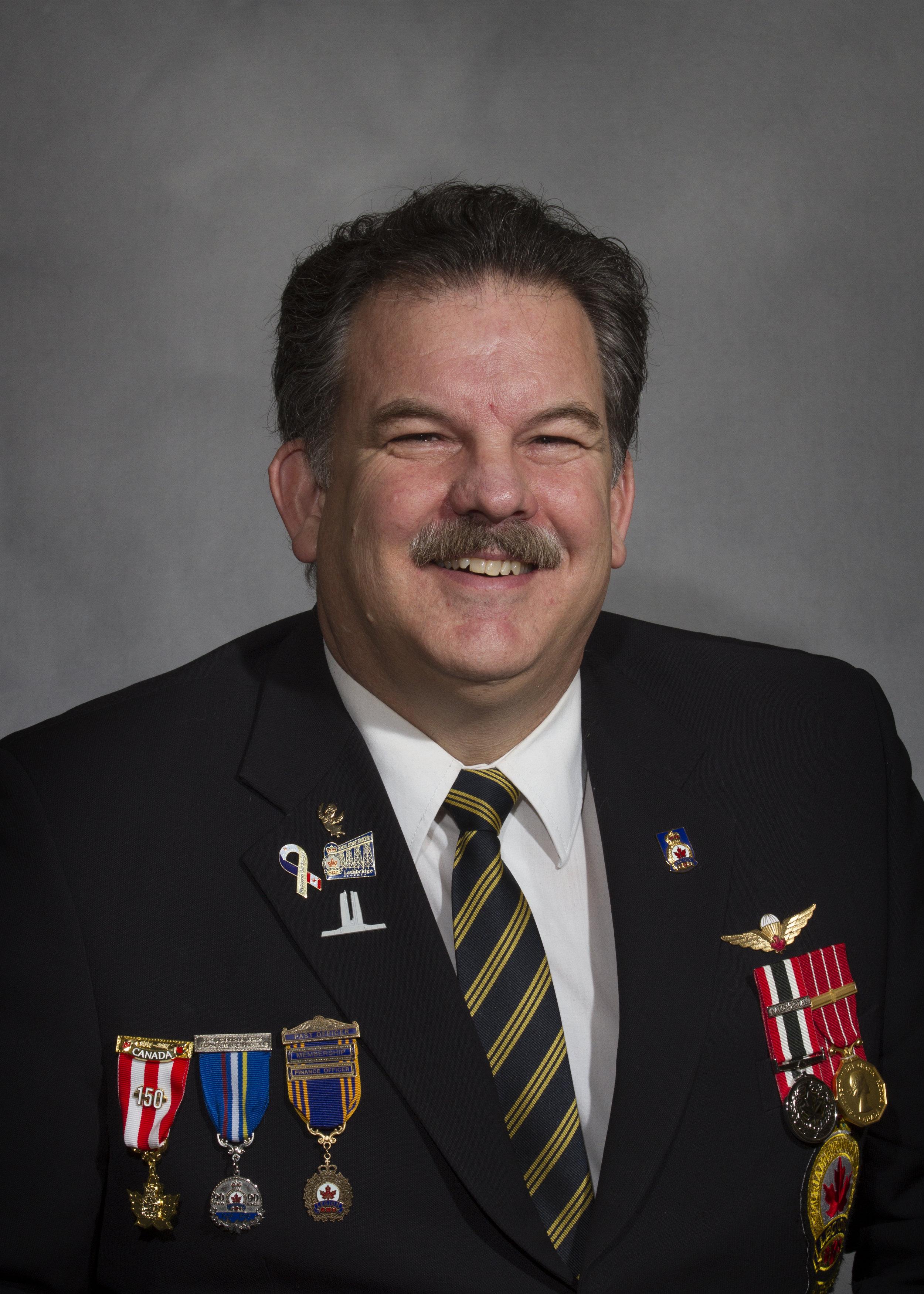 Branch Manager  Jeff Alden, CD