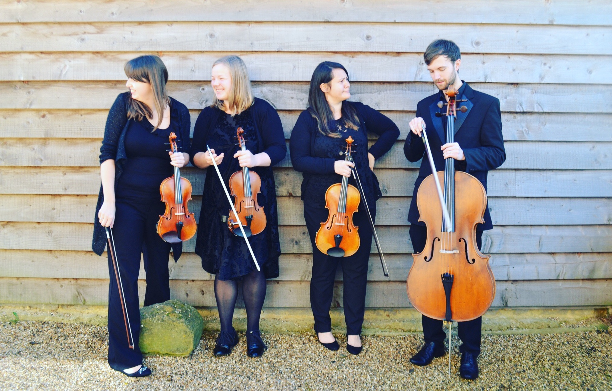 Vyne String Quartet Dodford Manor Wedding