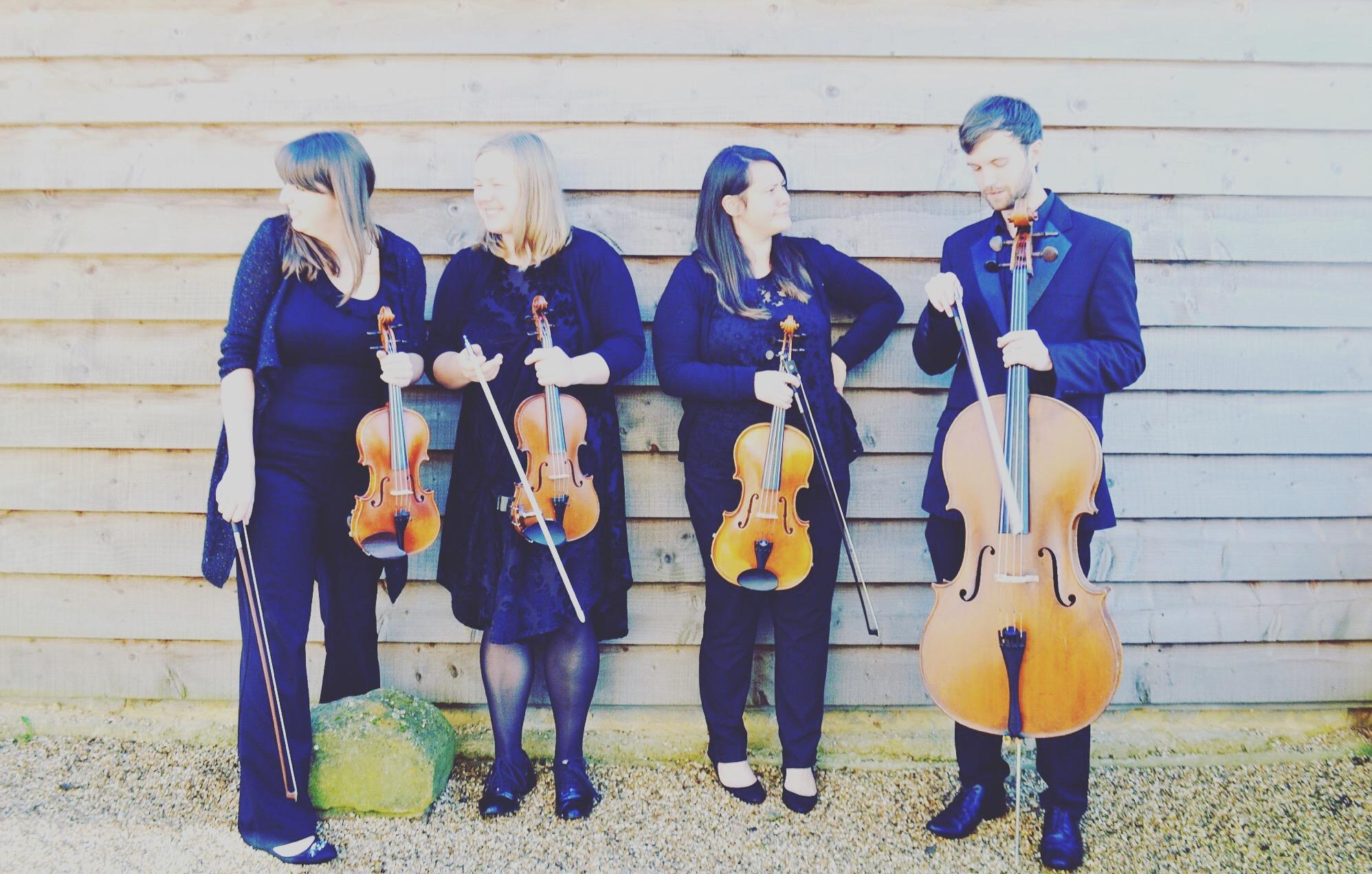 Vyne String Quartet Dodford ManorJPG