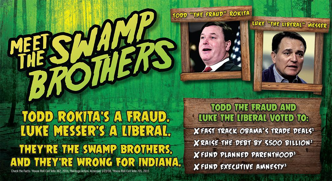 Braun - Swamp Brothers