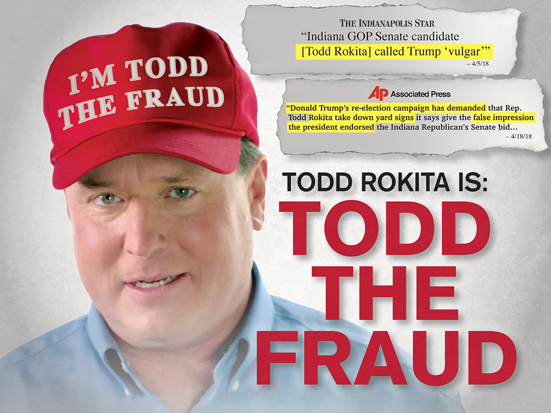 Braun - Todd the Fraud