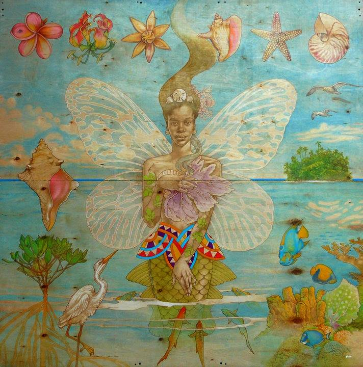 Spirit of the Bahamas x Jolyon Smith.