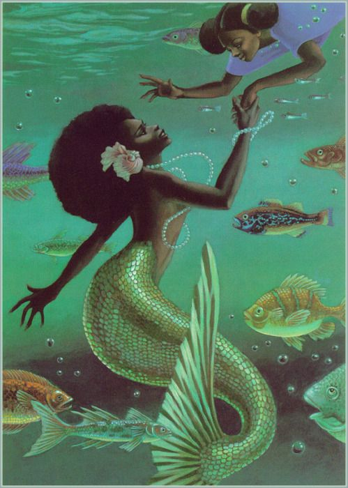 Her Stories: African American Folk Tales, Fairy Tales, and True Tales x Virginia Hamilton  Illustrations x Leo and Diane Dillon.
