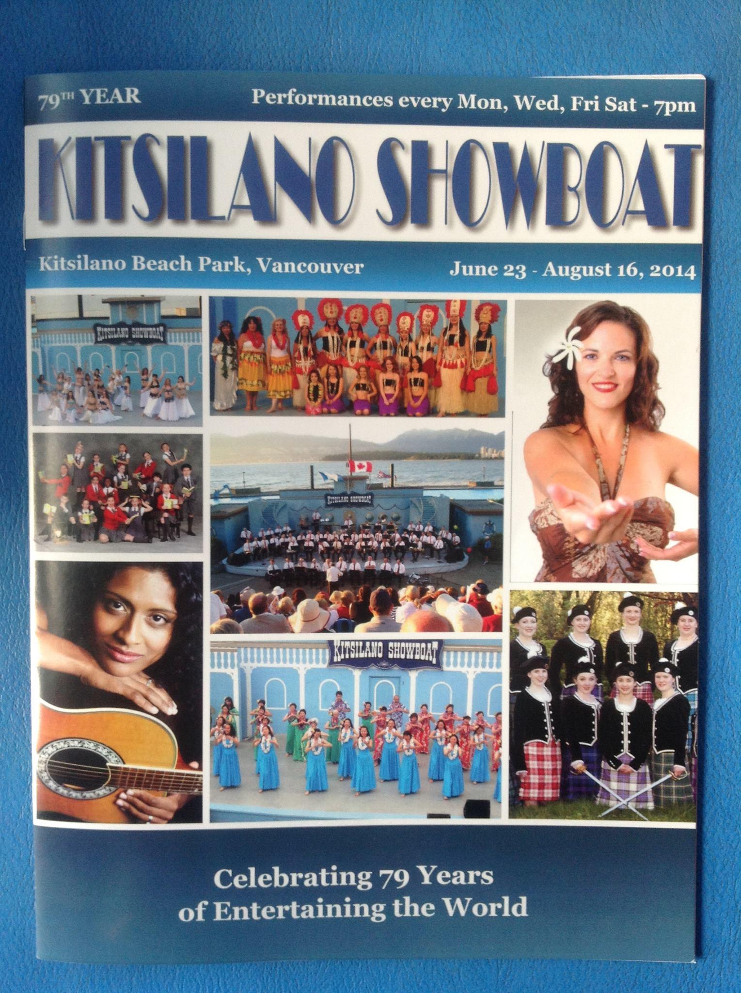 Photo courtesy of Kitsilano Showboat
