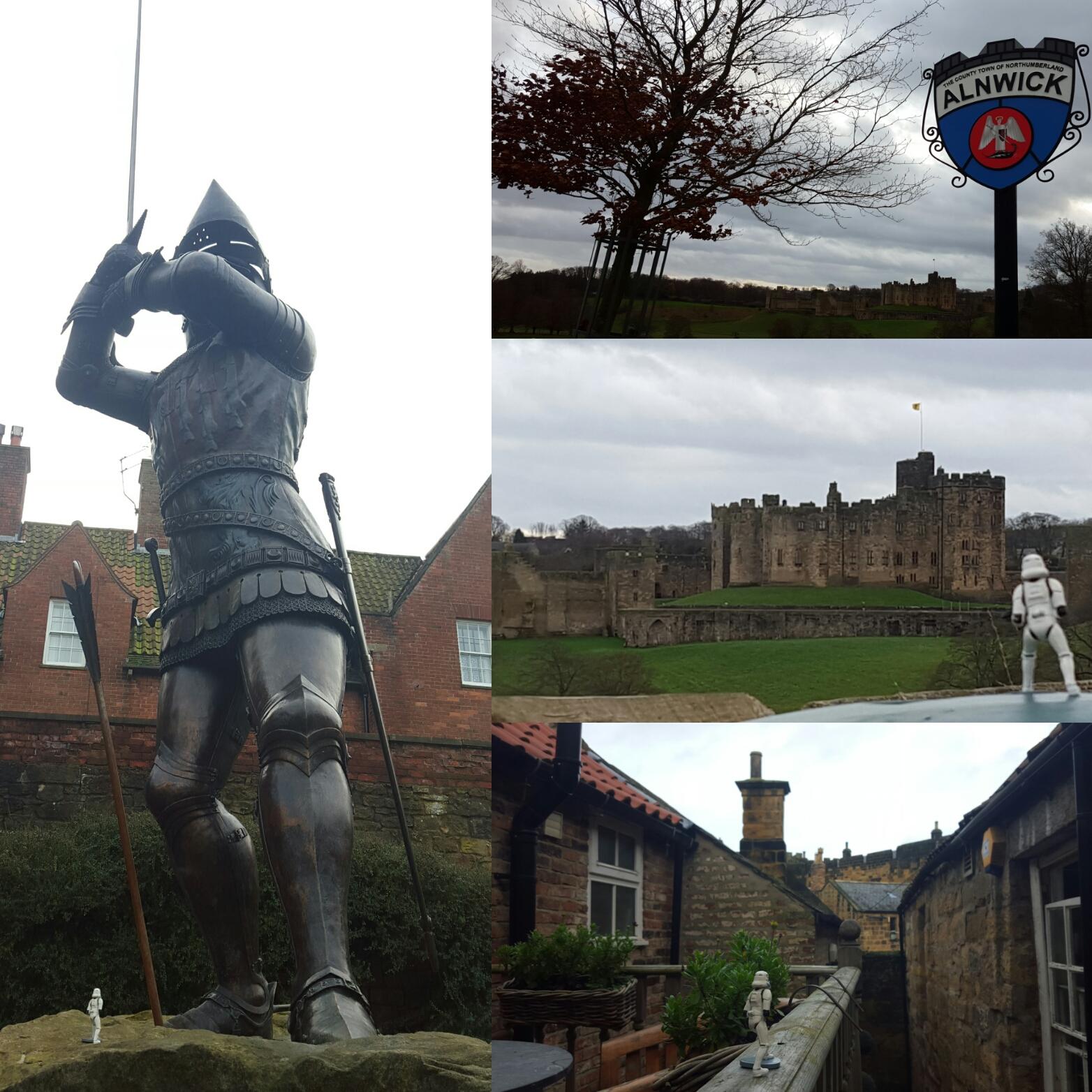 Dave in Alnwick, Scotland