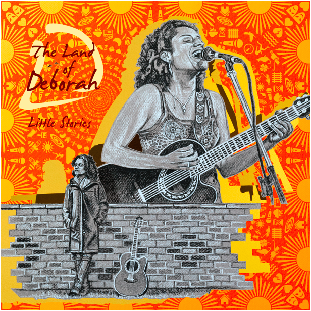 Land of Deborah Little Stories Album Art
