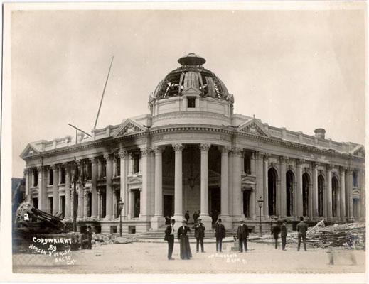 Hiberna Bank Building