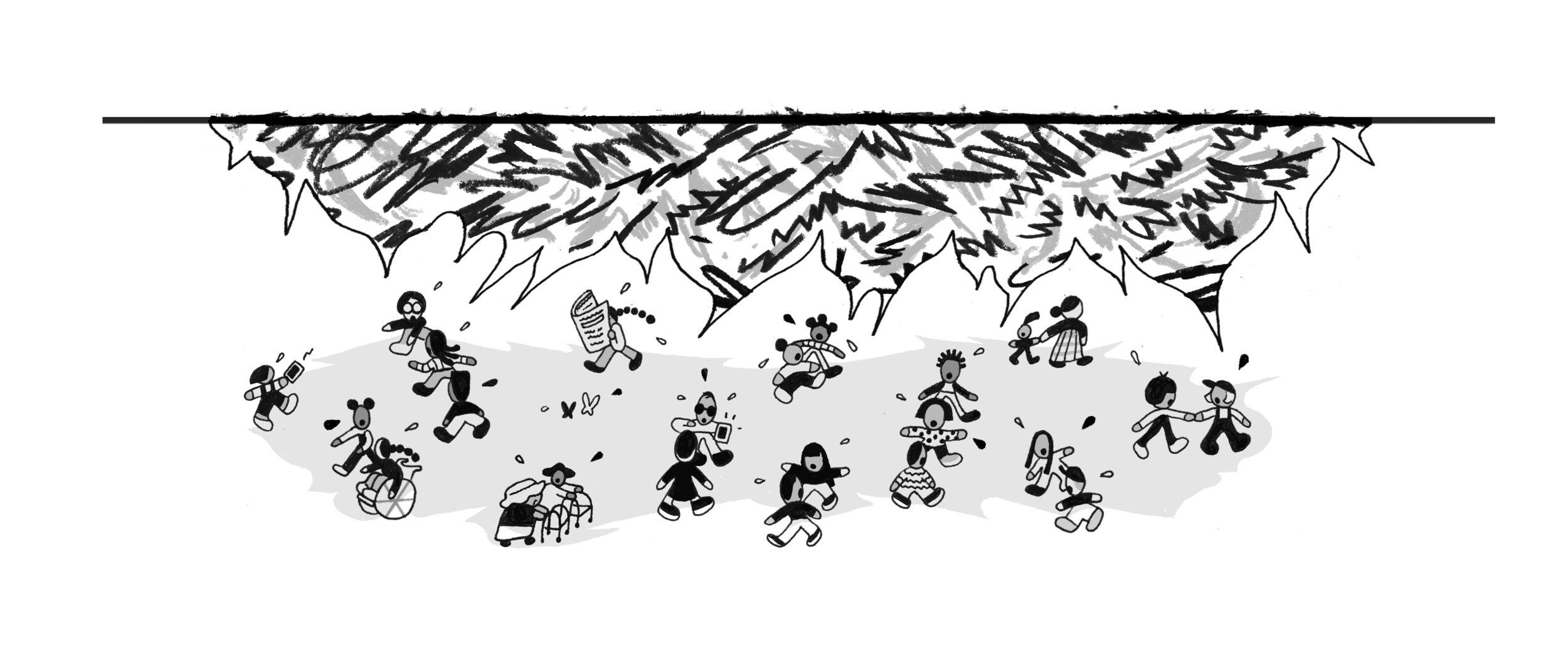 NYT Sketchbook, 2018 (AD: Andrew Sondern)