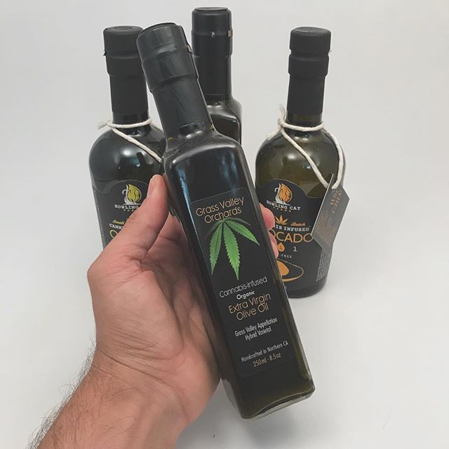 Spread some of this on your next salad and take it to the next level! ⠀ .⠀ Grass Valley Orchards Organic Cannabis infused Olive Oil is a mild flavored, super healthy and versatile edible option.⠀ .⠀ .⠀ .⠀ .⠀ .⠀ .⠀ .⠀ #mmj #marin #marincounty #norcal #sausalito #sanrafael #medicalmarijuana #cannabis #marijuana #cannabisculture #cannabiscommunity #thc #highlife #topshelf #prop215⠀#SB420 #healthylifestyle #cbdlifestyle #cbdoil #oliveoil #avocadooil #cbdlife #cbdfit #fueledbycbd #poweredbycbd #naturalmedicine