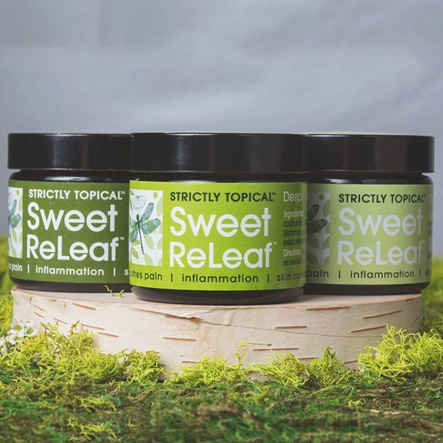 We really love and recommended the topical goodness that  @sweetreleaf provides; spreads on easily, relieves pain quickly, no offensive smell,  and works wonders for dry skin!⠀⠀ .⠀⠀ .⠀⠀ .⠀⠀ .⠀⠀ .⠀⠀ .⠀⠀ .⠀⠀ #SweetReLeaf #topicals #flower #wellness #health #healthy #healthyliving #medicalmarijuana #cannabiscommunity #healing #herbs #cannabisheals #healthystoner #naturalremedy #alternative #highsociety #cannabiscures #420friendly #dailycannabis #naturalremedy #plantremedies #herbalism #arthritis #california #painfree #naturalmedicine #marincounty #cannabisdelivery