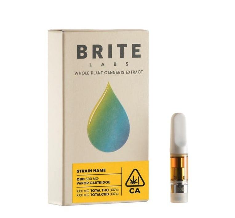 Brite Labs Remedy Dream 1:1 Cartridge - Half Gram   $45