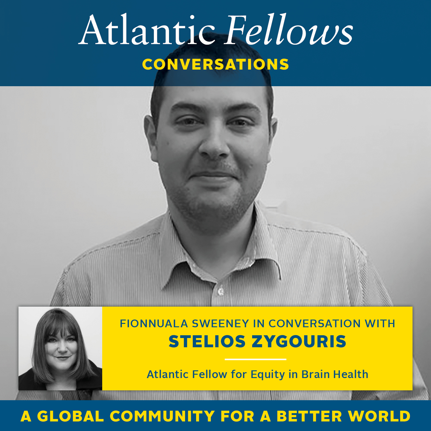 Stelios Zygouris: Atlantic Fellow for Equity in Brain Health