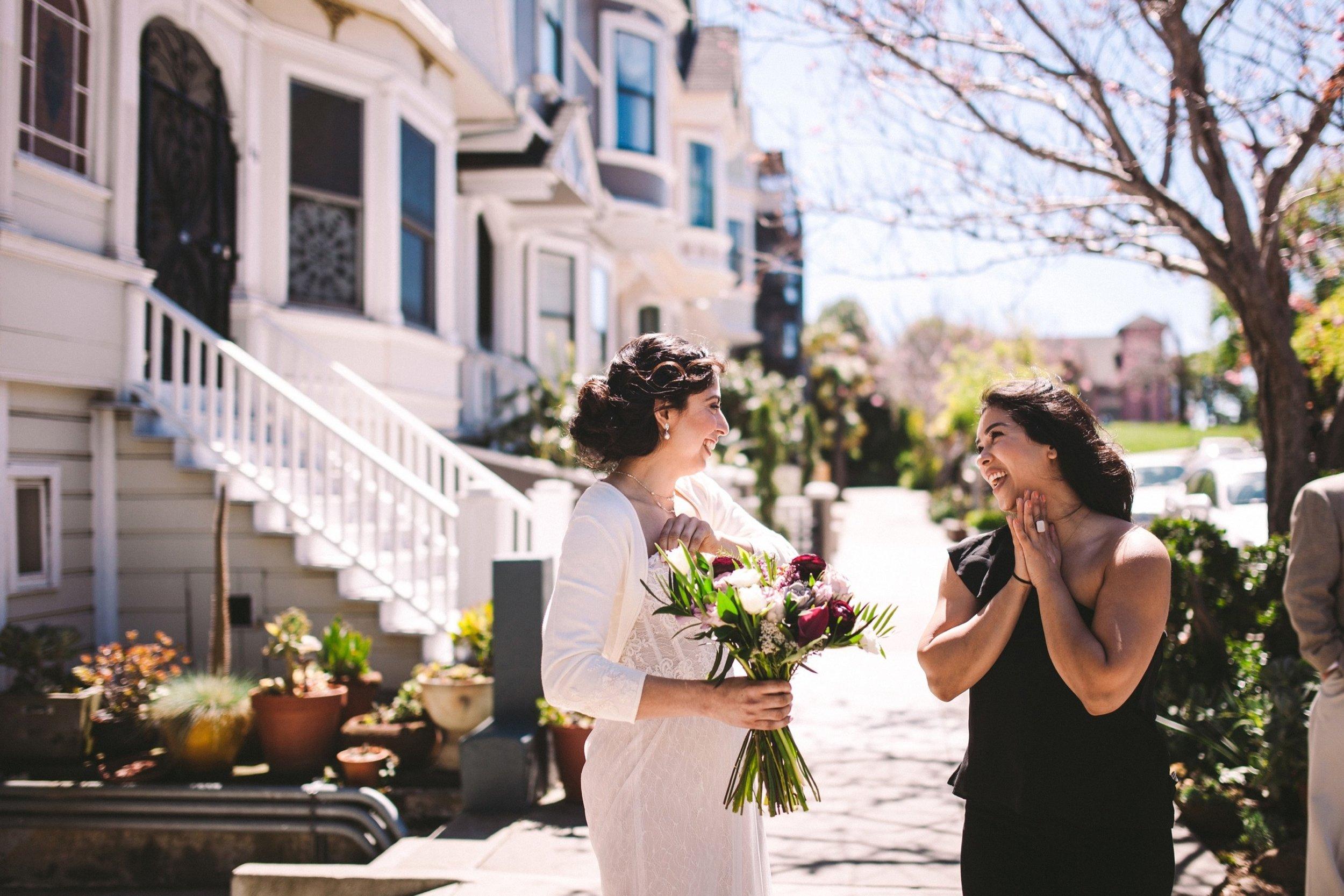 San Francisco City Hall & Stable Cafe Wedding Photography 87.jpg