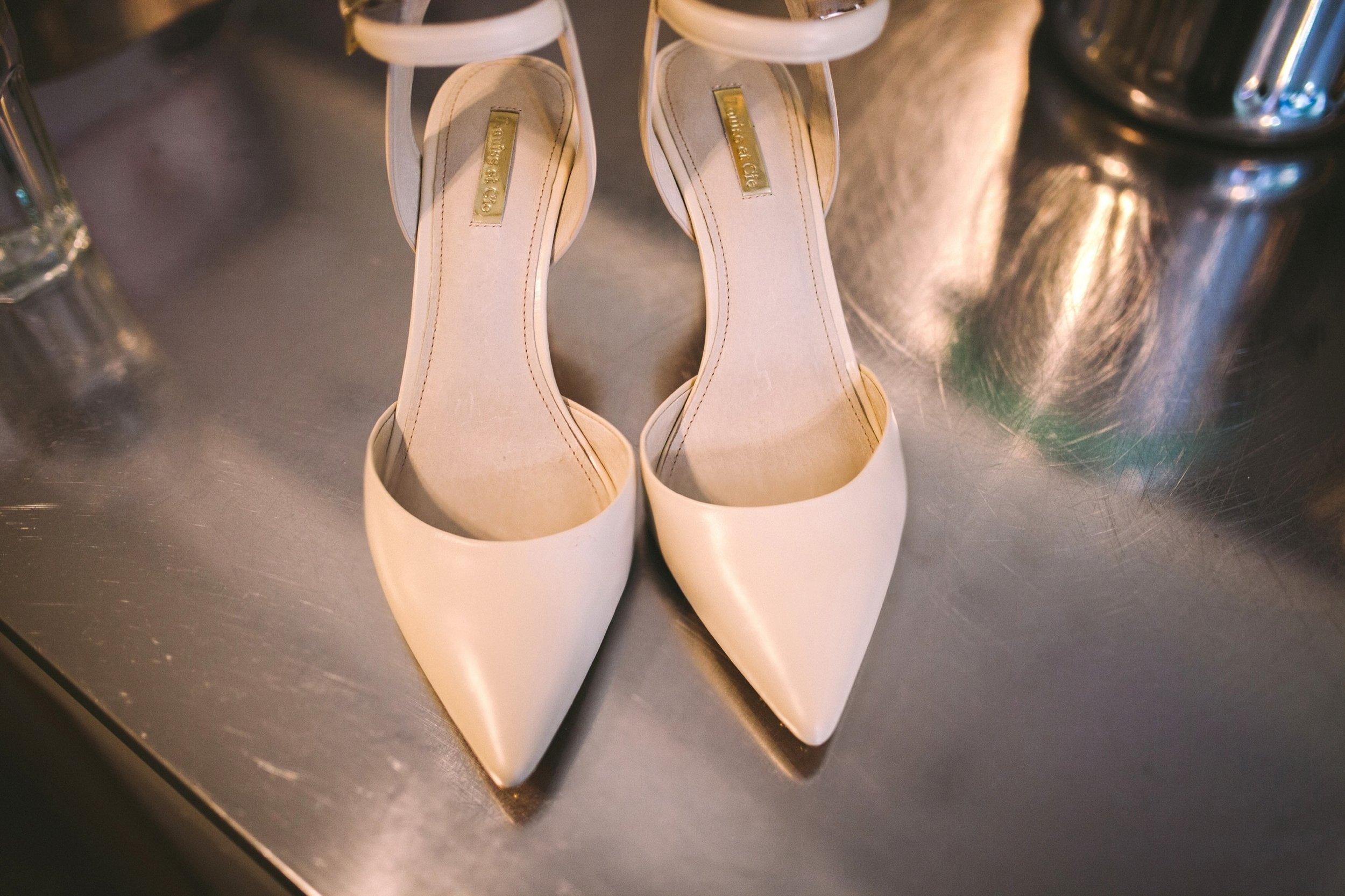 Louise Et Cie Wedding Shoes