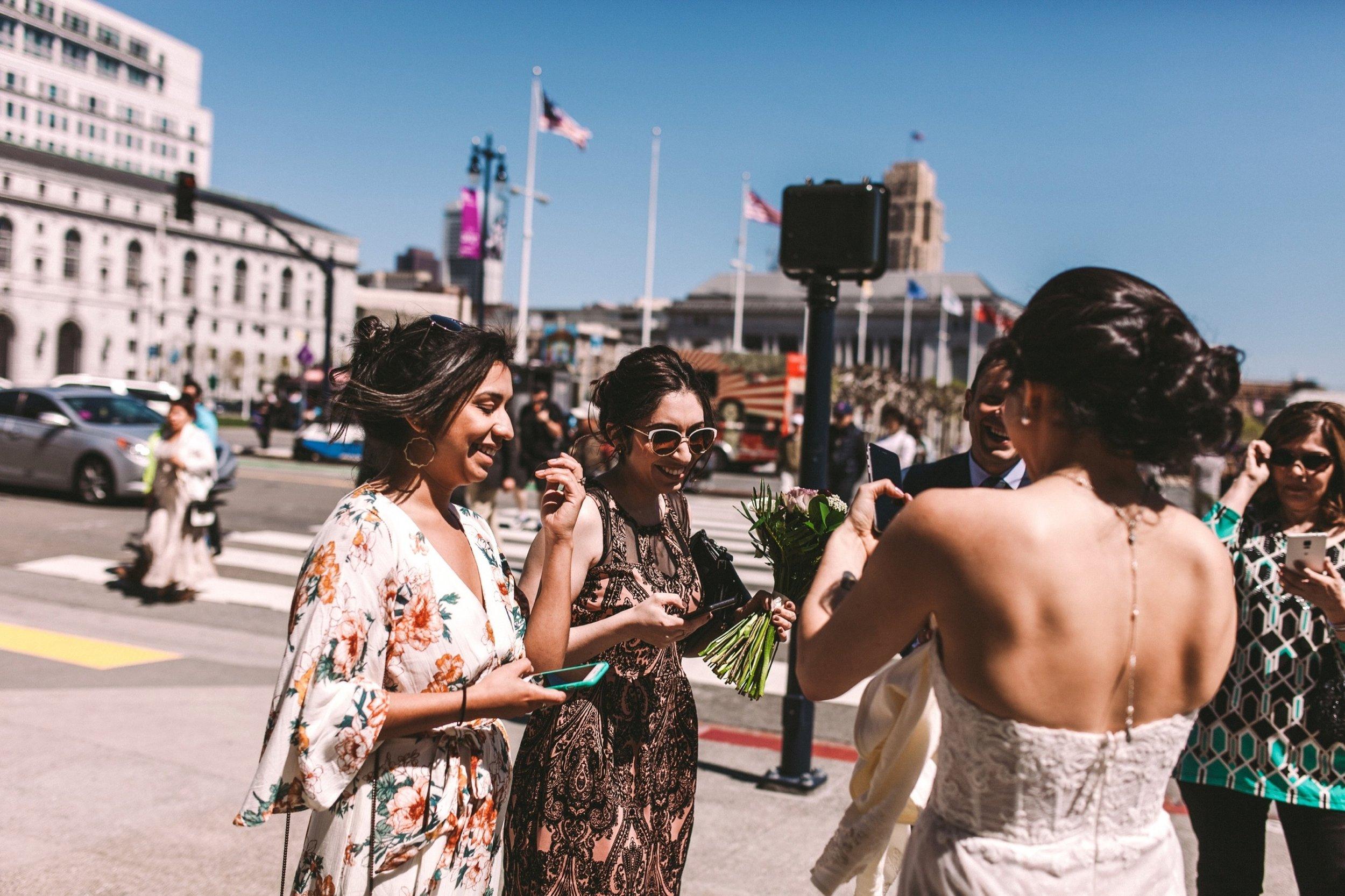 San Francisco City Hall & Stable Cafe Wedding Photography 128.jpg