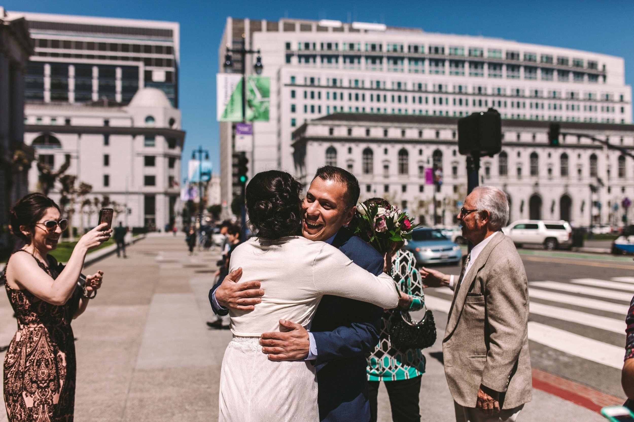 San Francisco City Hall & Stable Cafe Wedding Photography 126.jpg