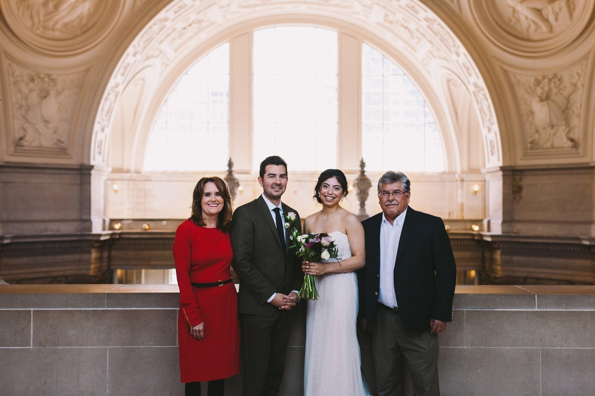 San Francisco City Hall & Stable Cafe Wedding Photography 149.jpg