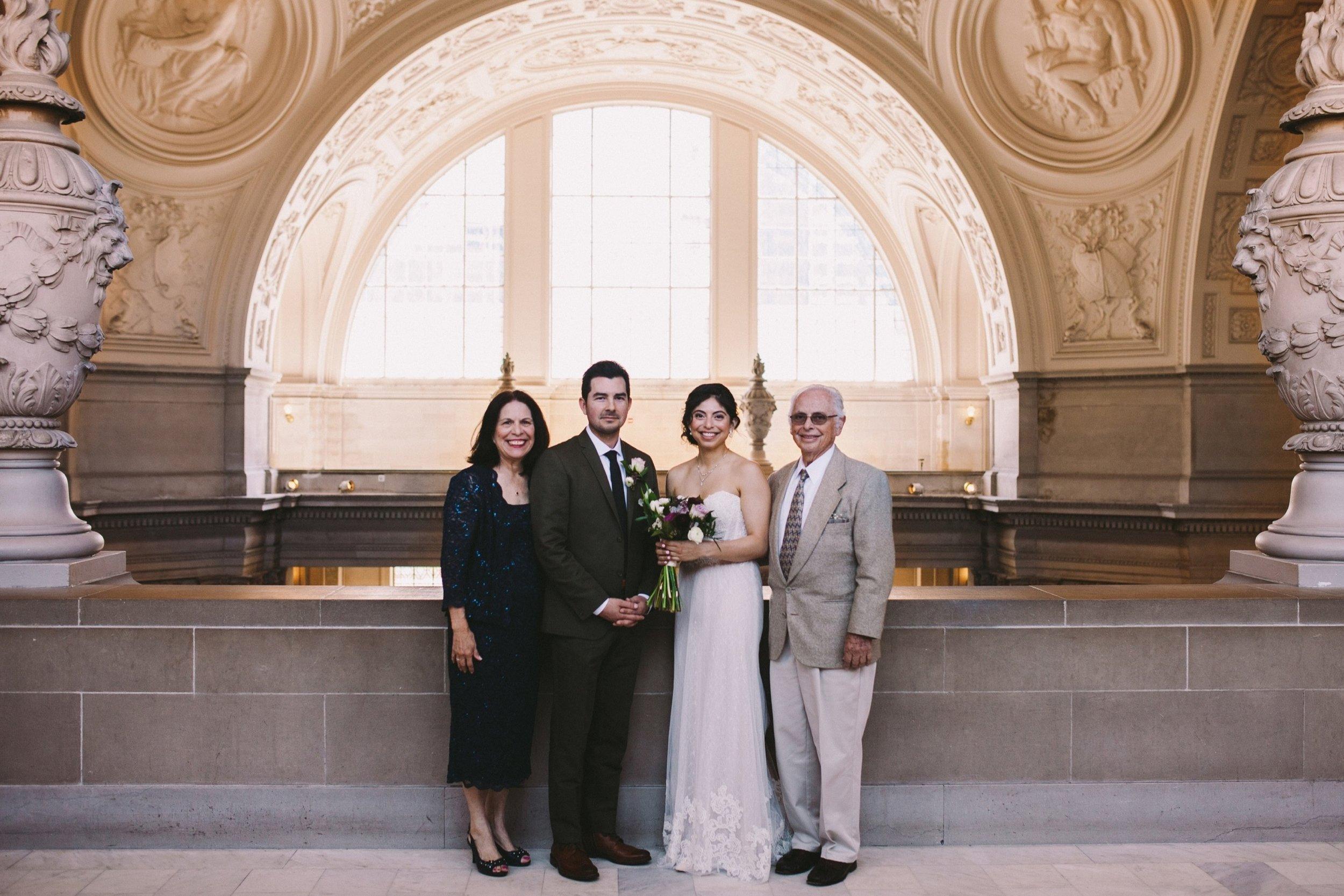 San Francisco City Hall & Stable Cafe Wedding Photography 152.jpg