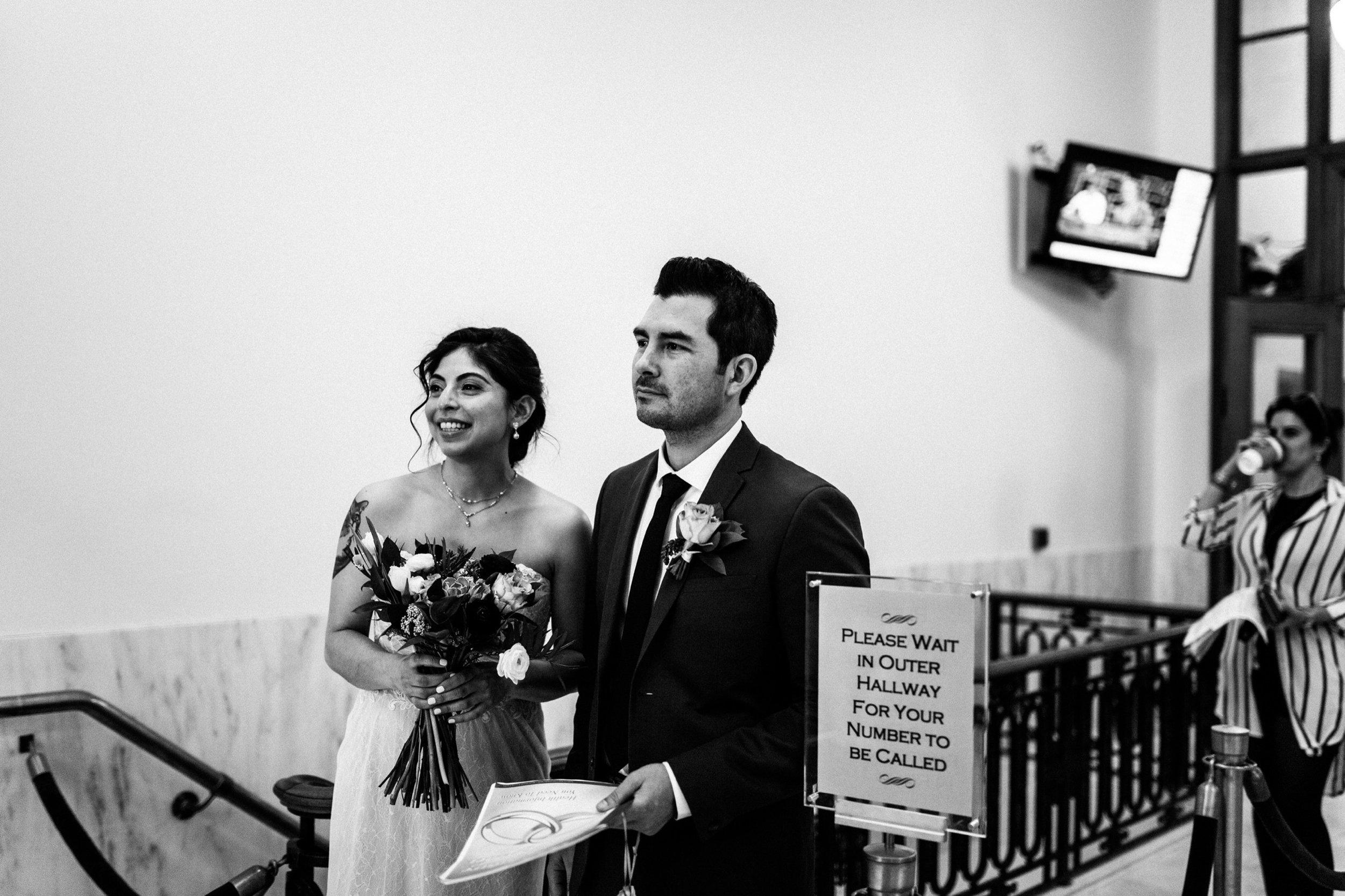 San Francisco City Hall & Stable Cafe Wedding Photography 160.jpg