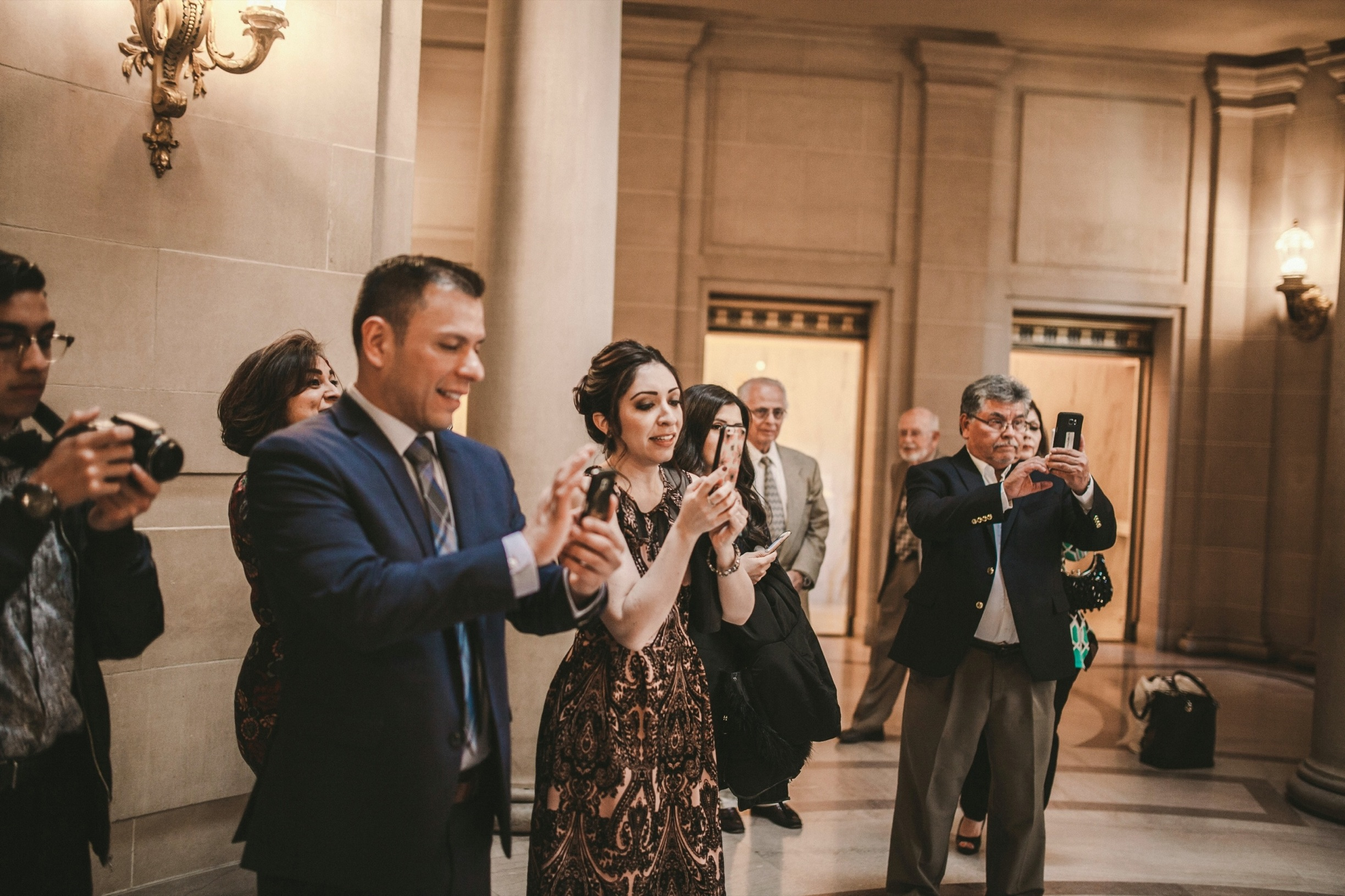 San Francisco City Hall & Stable Cafe Wedding Photography 194.jpg