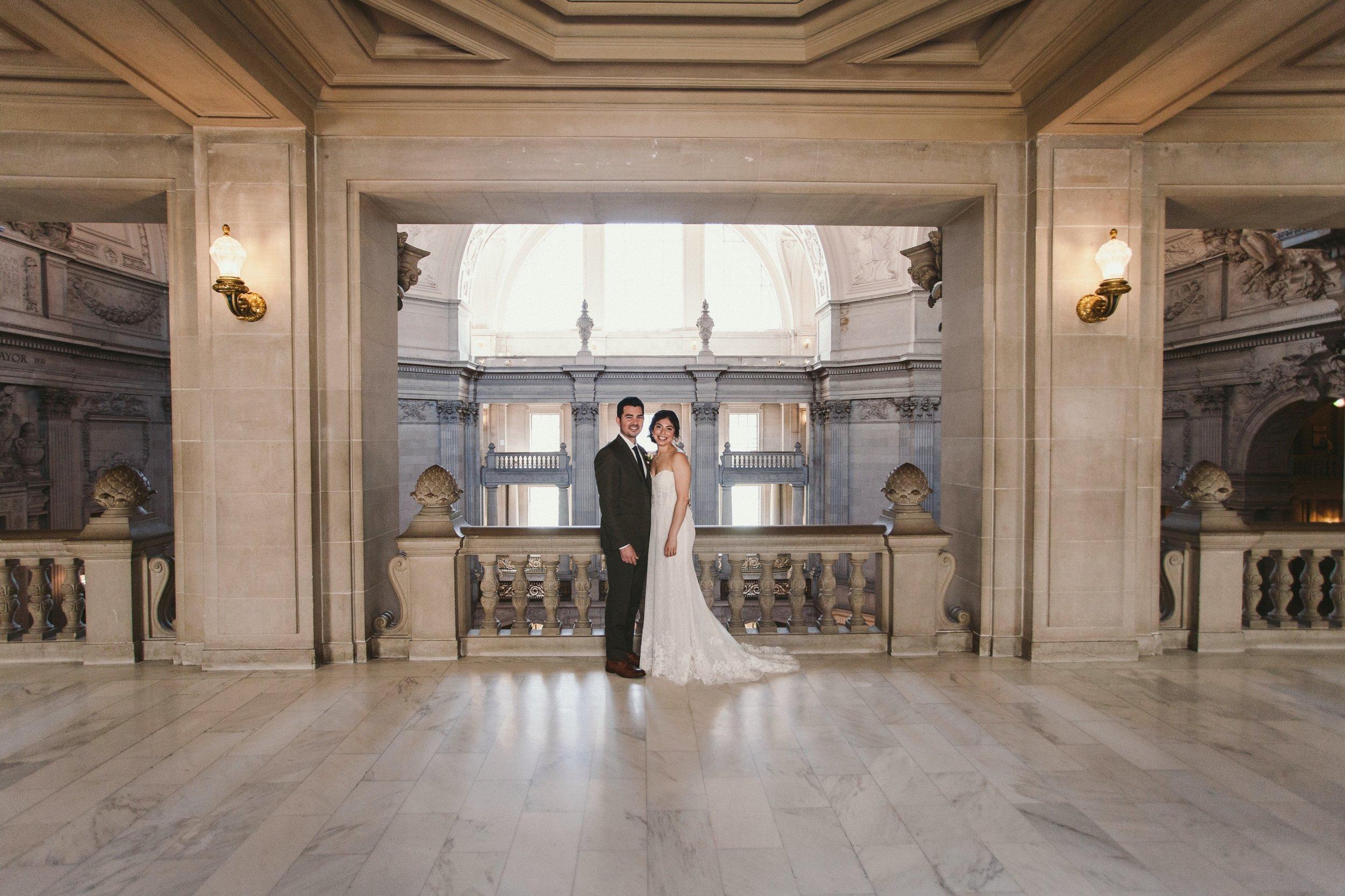 San Francisco City Hall & Stable Cafe Wedding Photography 251.jpg