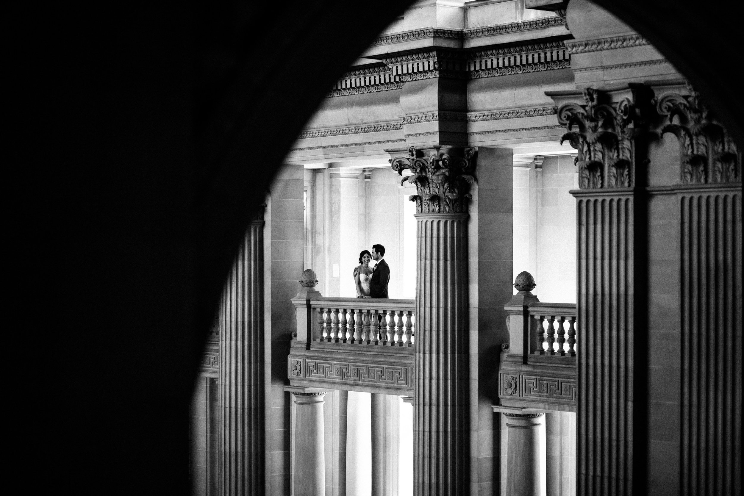 San Francisco City Hall & Stable Cafe Wedding Photography 263.jpg