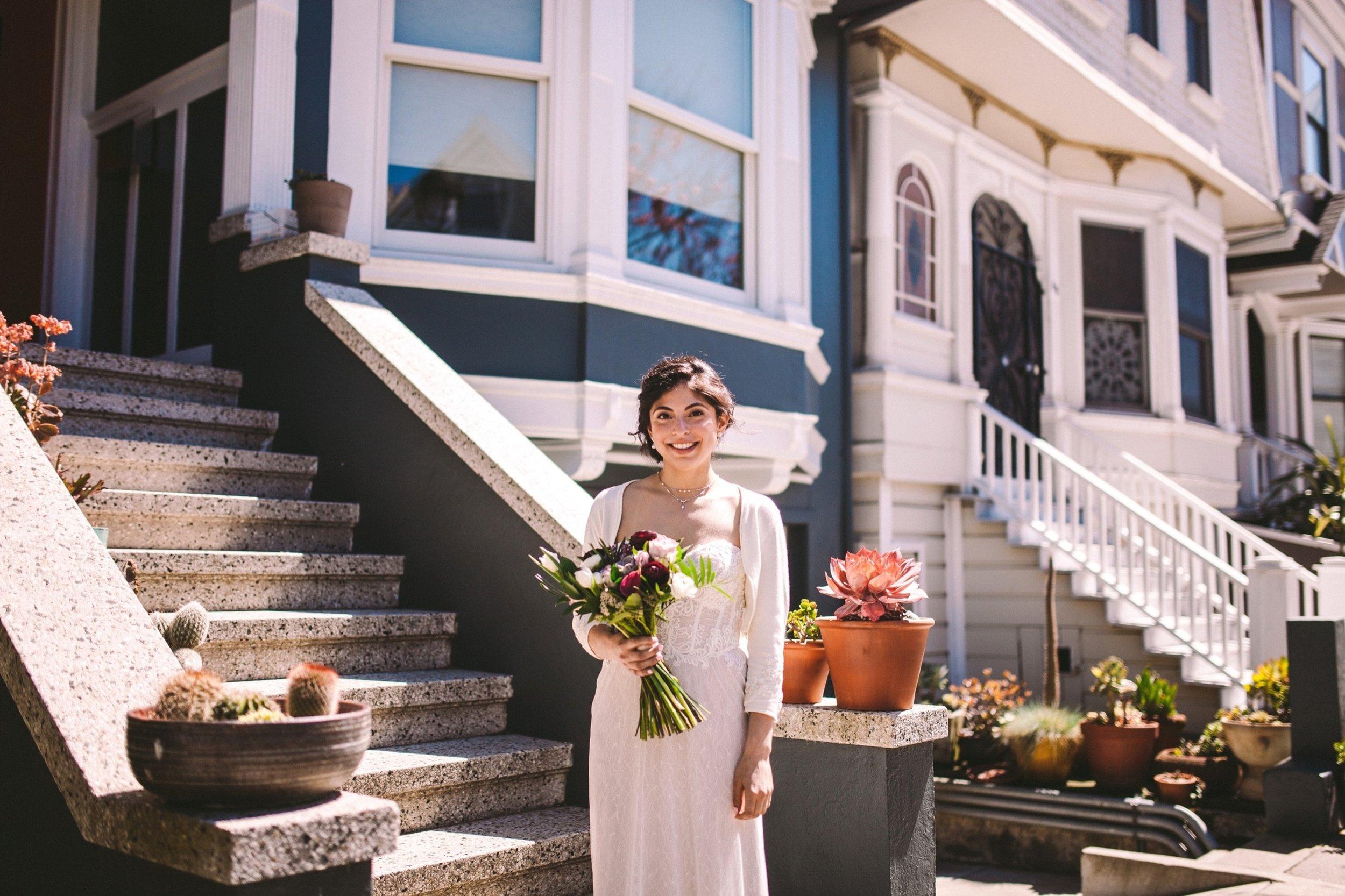 San Francisco City Hall & Stable Cafe Wedding Photography 110.jpg