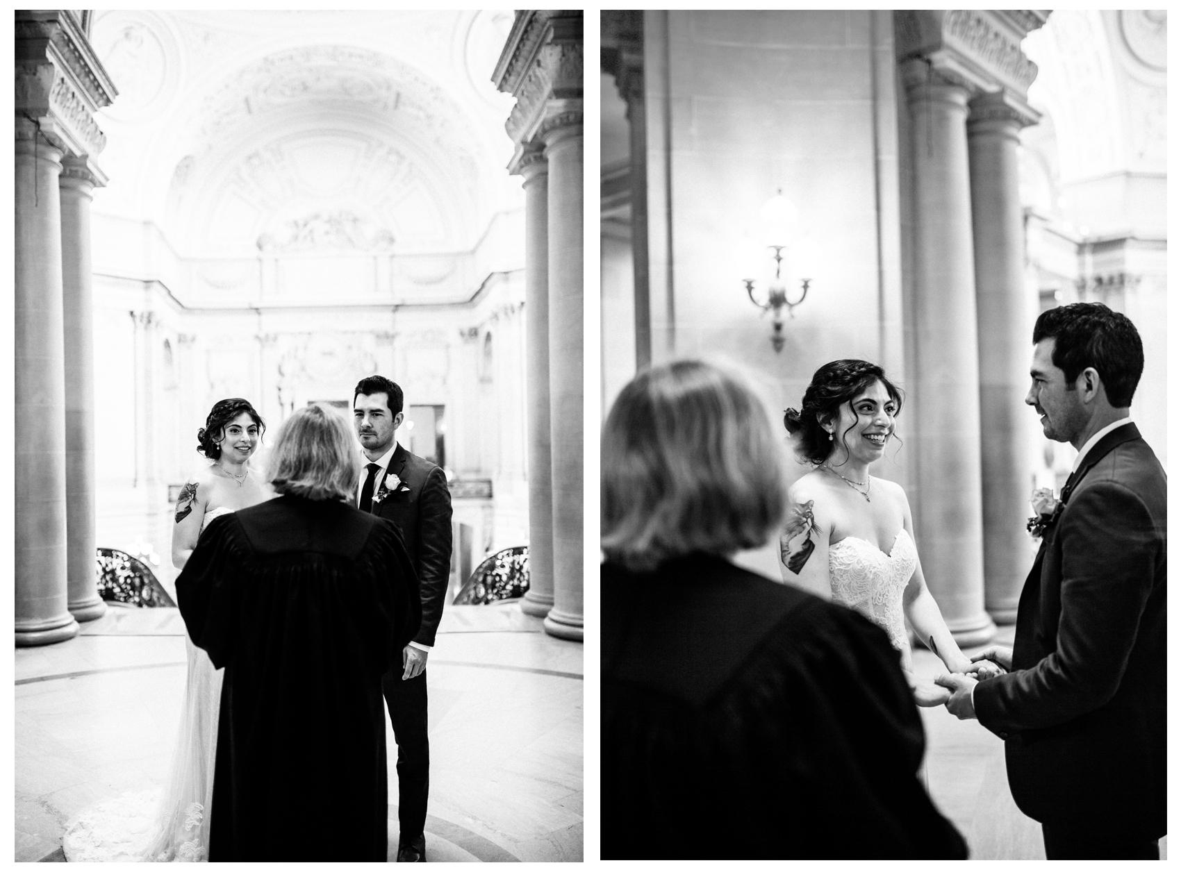 San Francisco City Hall & Stable Cafe Wedding Photography Double 4.jpg