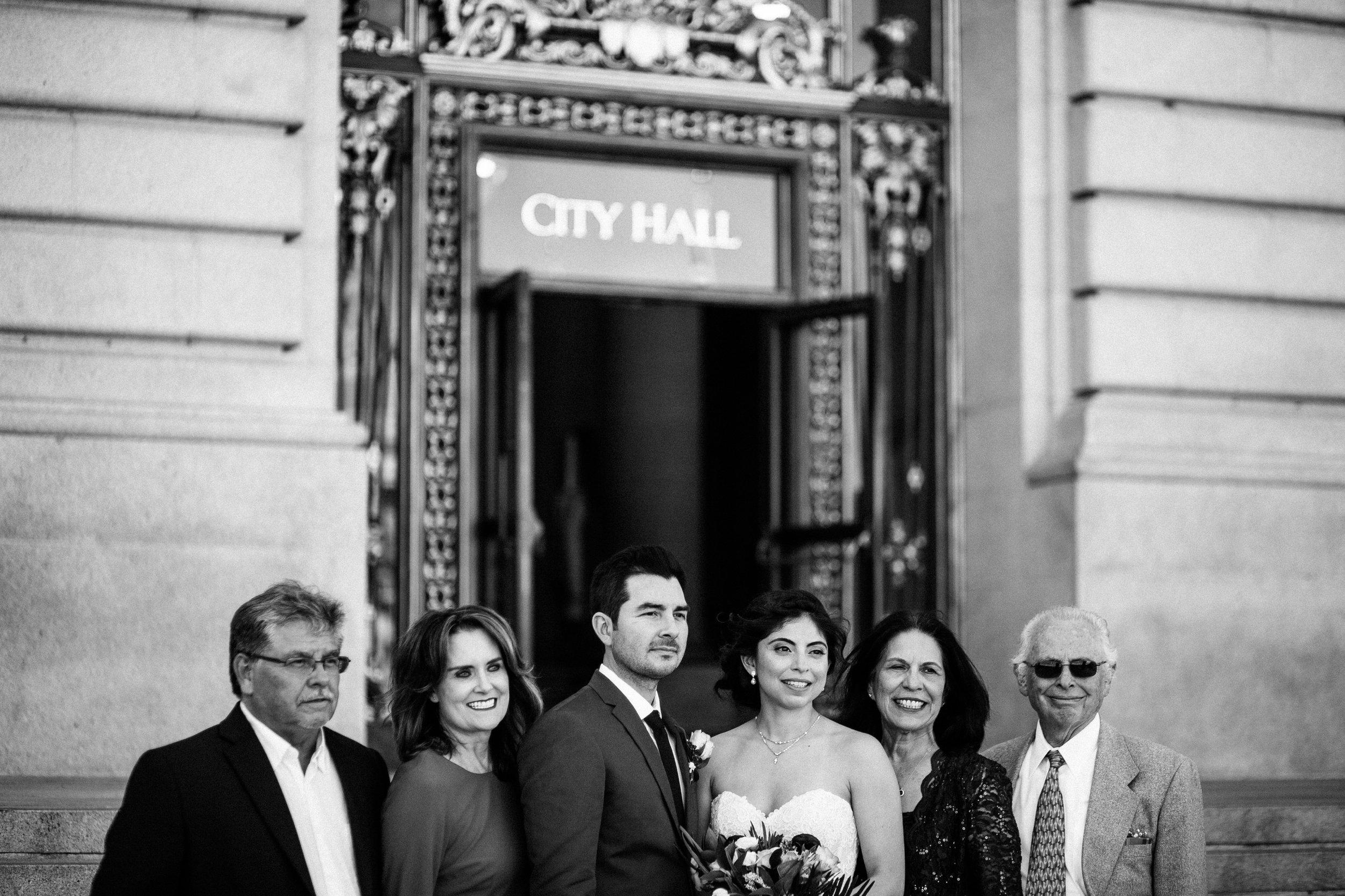 San Francisco City Hall & Stable Cafe Wedding Photography 334.jpg