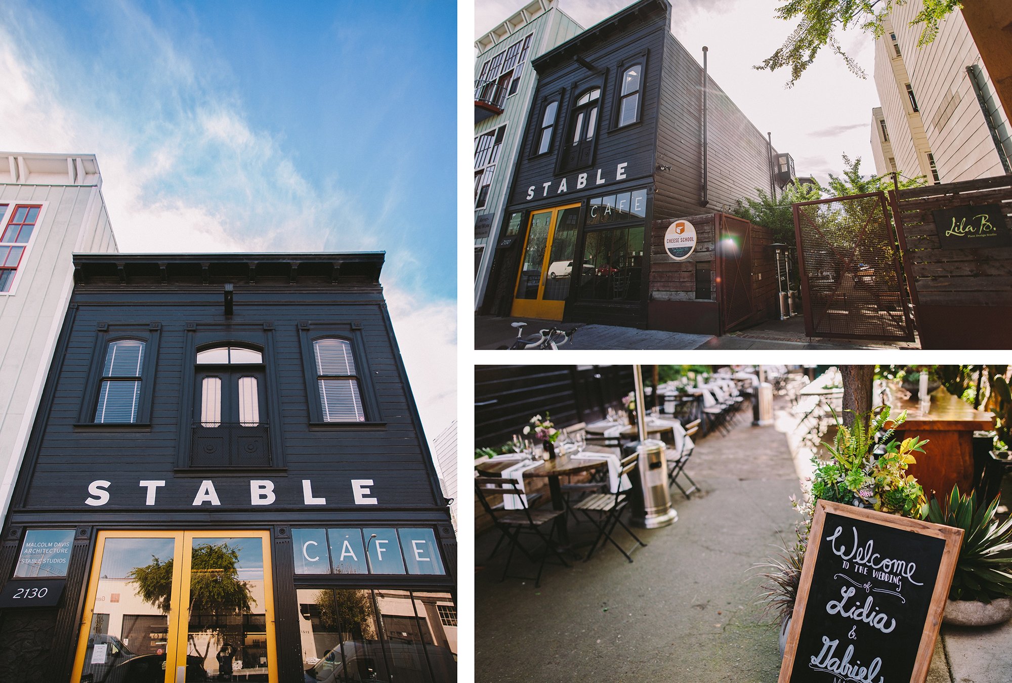San Francisco City Hall & Stable Cafe Collage.jpg