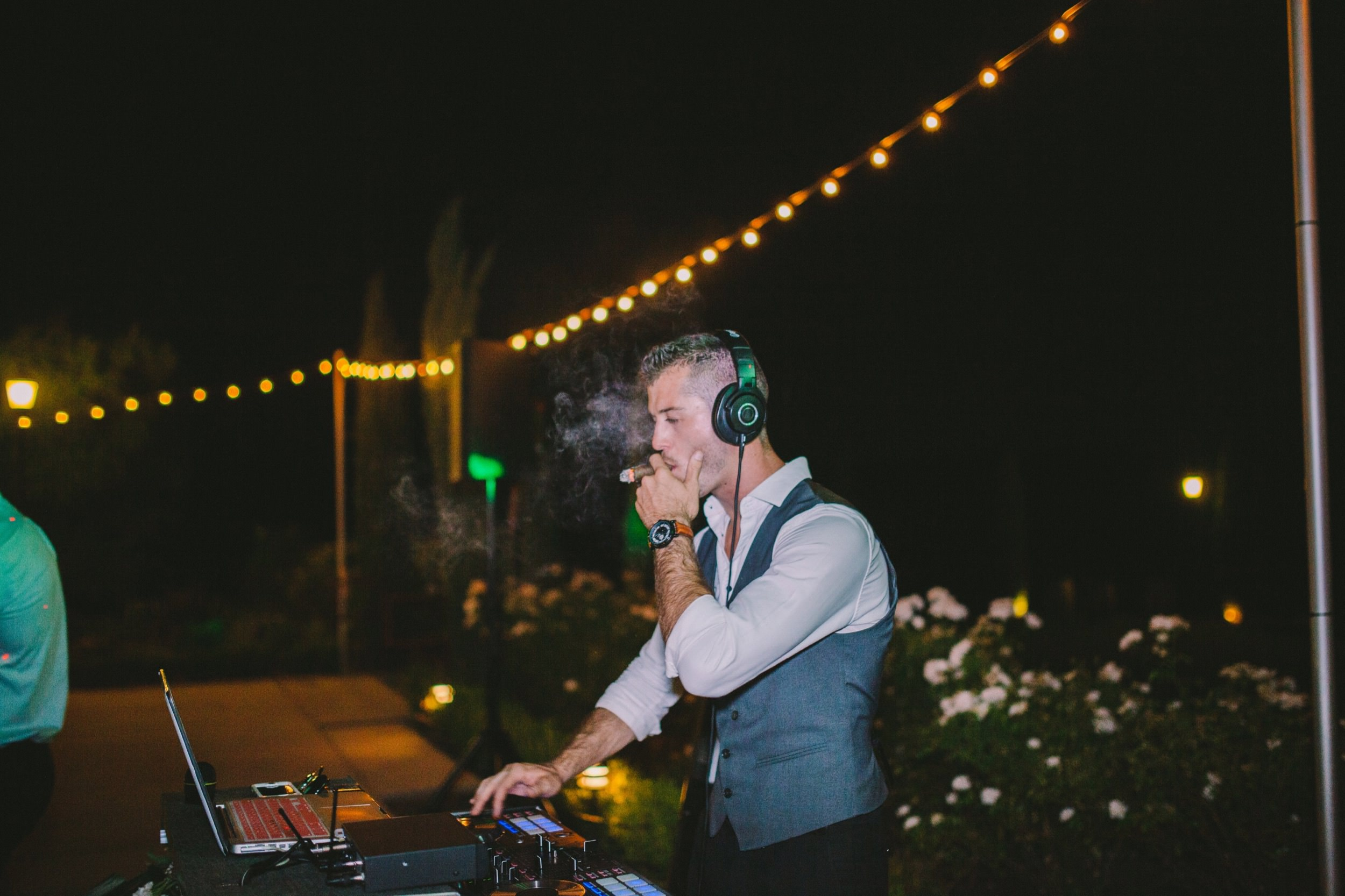 Good Times Entertainment Fresno Alex DJ & Sound Toca Madera Winery Wedding