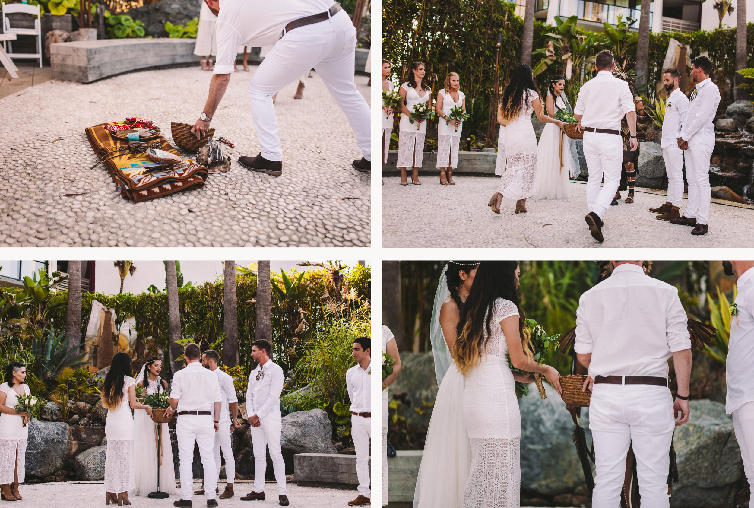 Hotel Maya Long Beach Native American Wedding 205 Collage 3.jpg