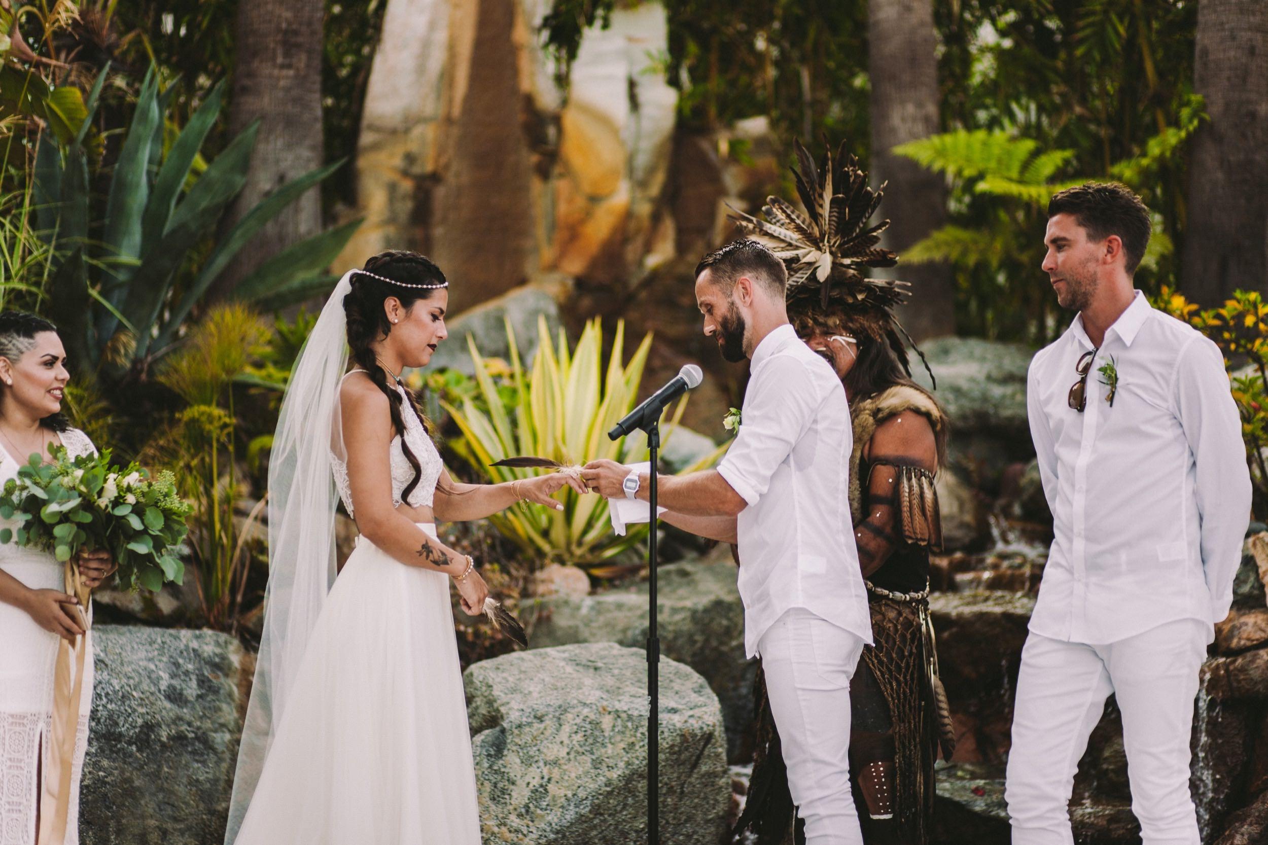 Hotel Maya Long Beach Native American Wedding 473.jpg