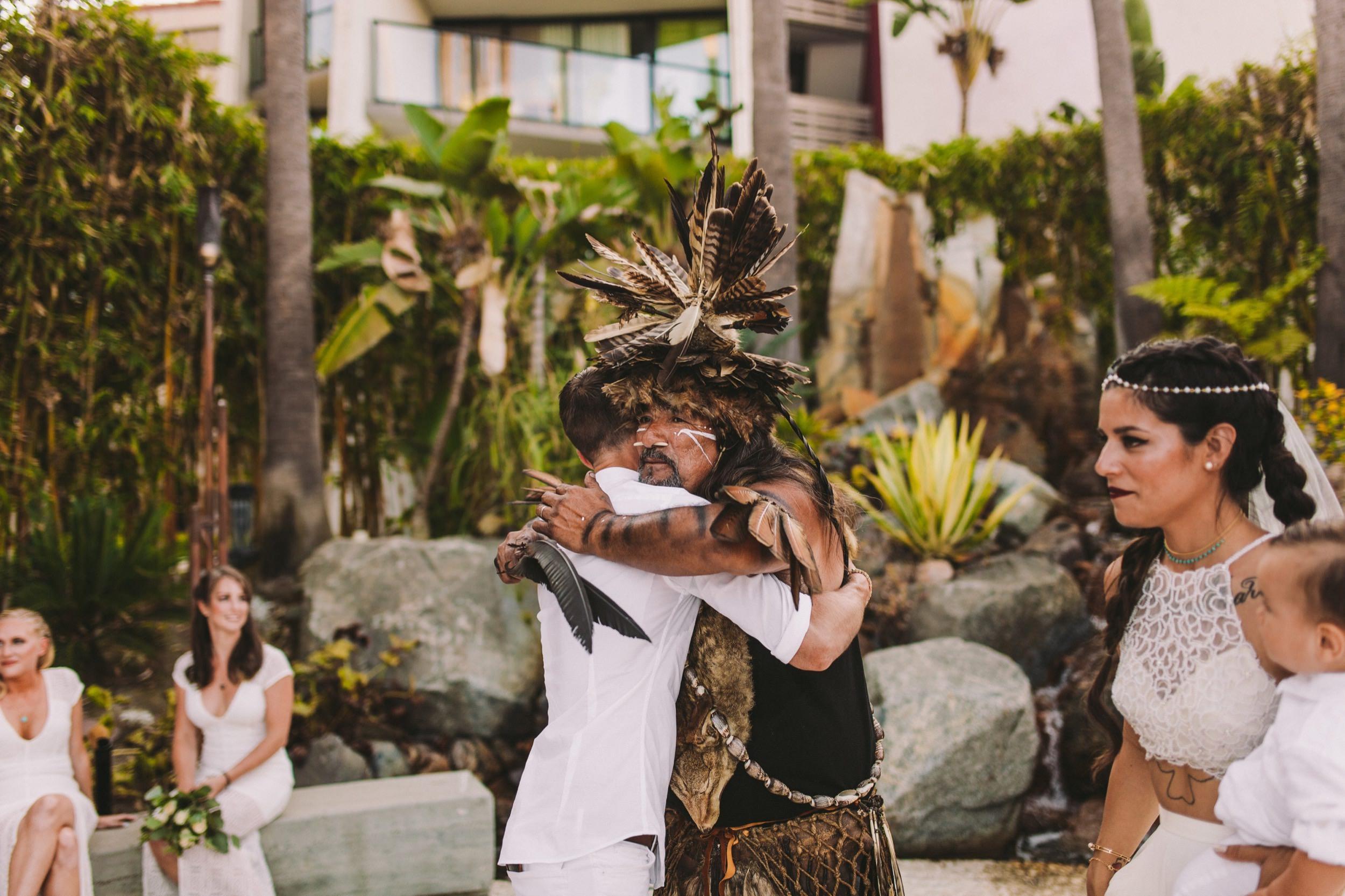 Hotel Maya Long Beach Native American Wedding 542.jpg