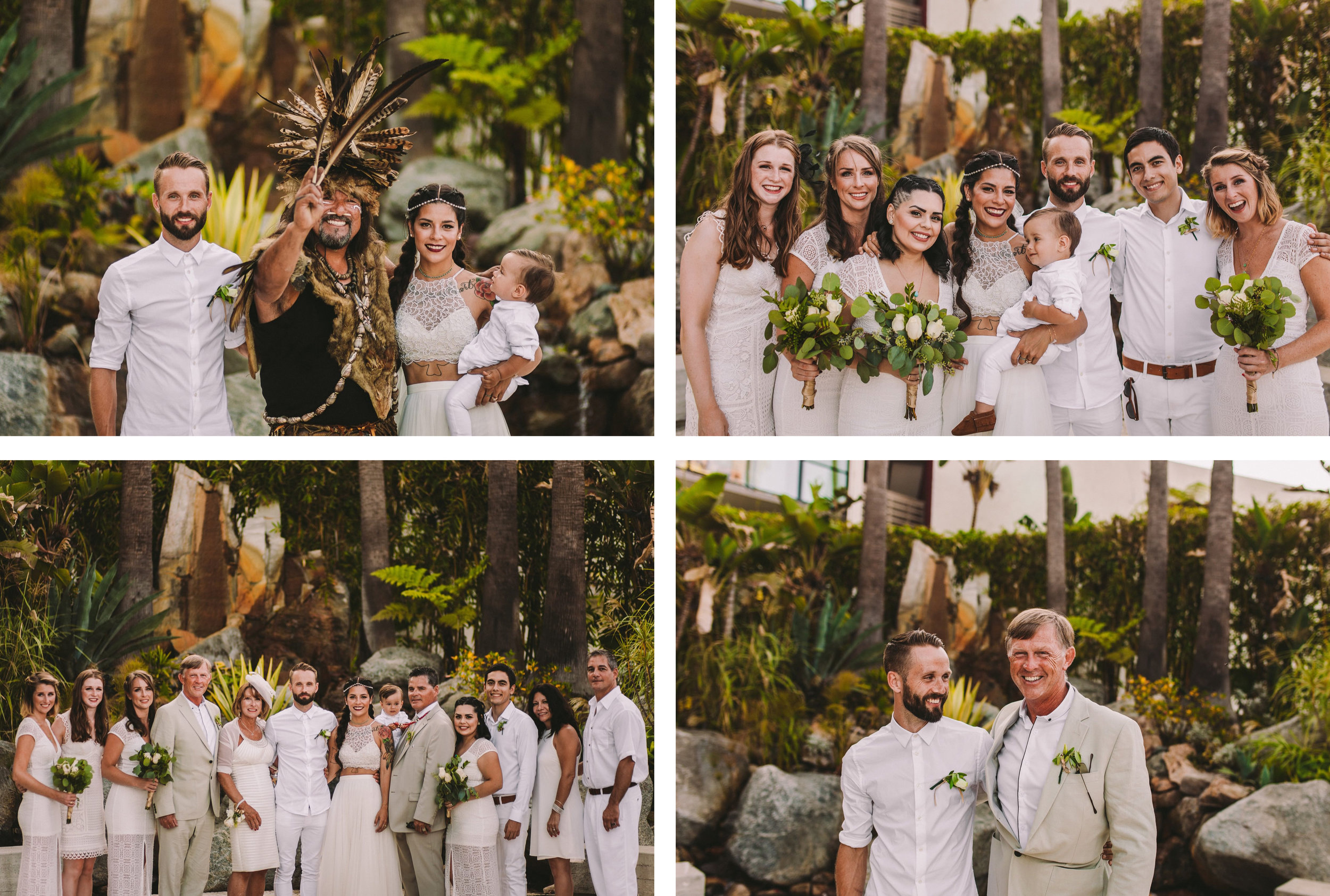 Hotel Maya Long Beach Native American Wedding 205 Collage 4.jpg