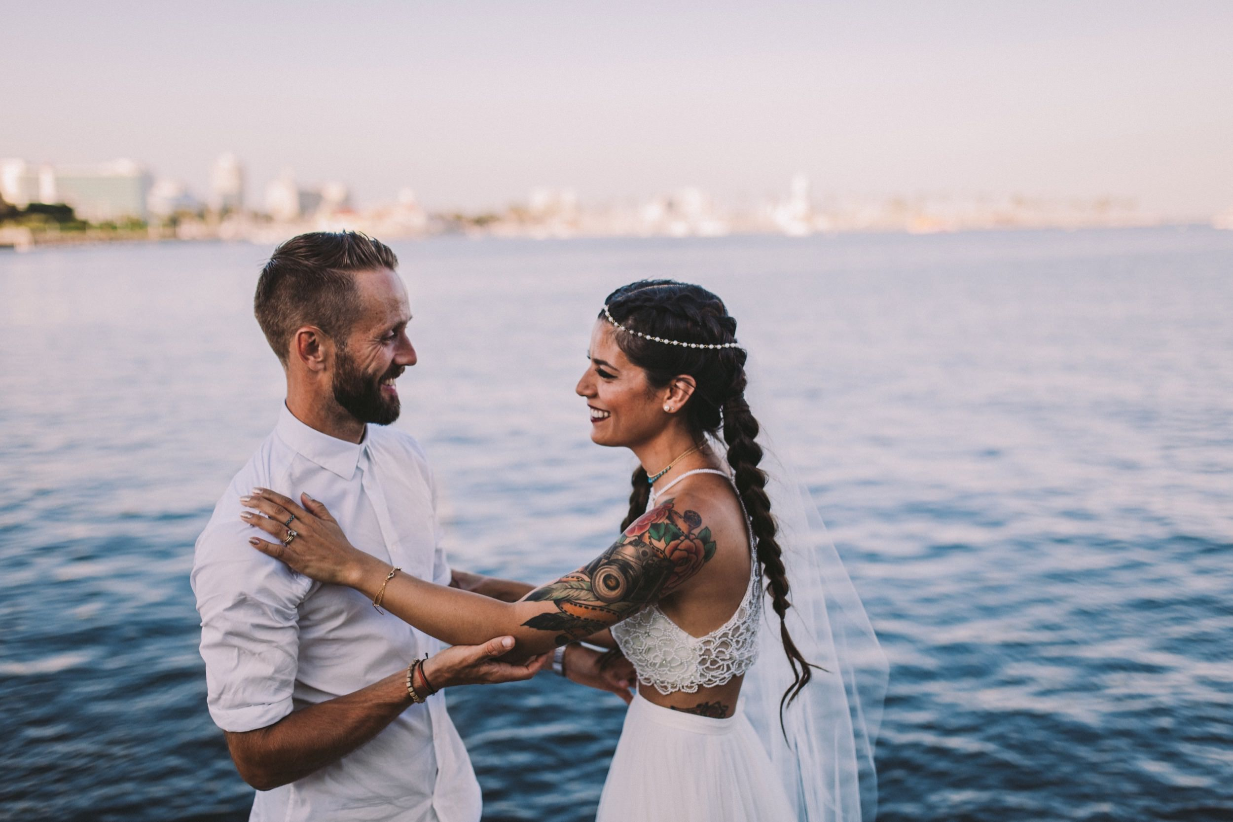 Hotel Maya Long Beach Native American Wedding 689.jpg