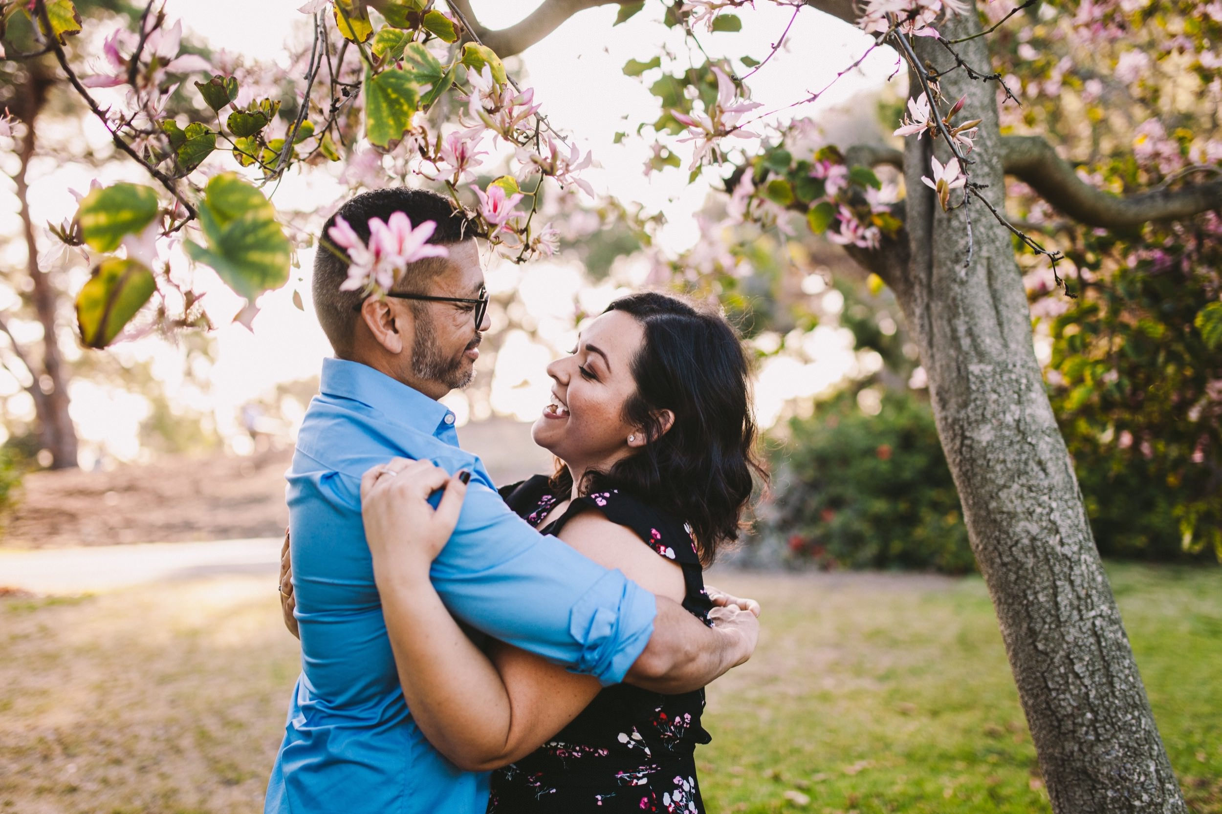 Presidio Park San Diego Engagement Session Photography-55.jpg
