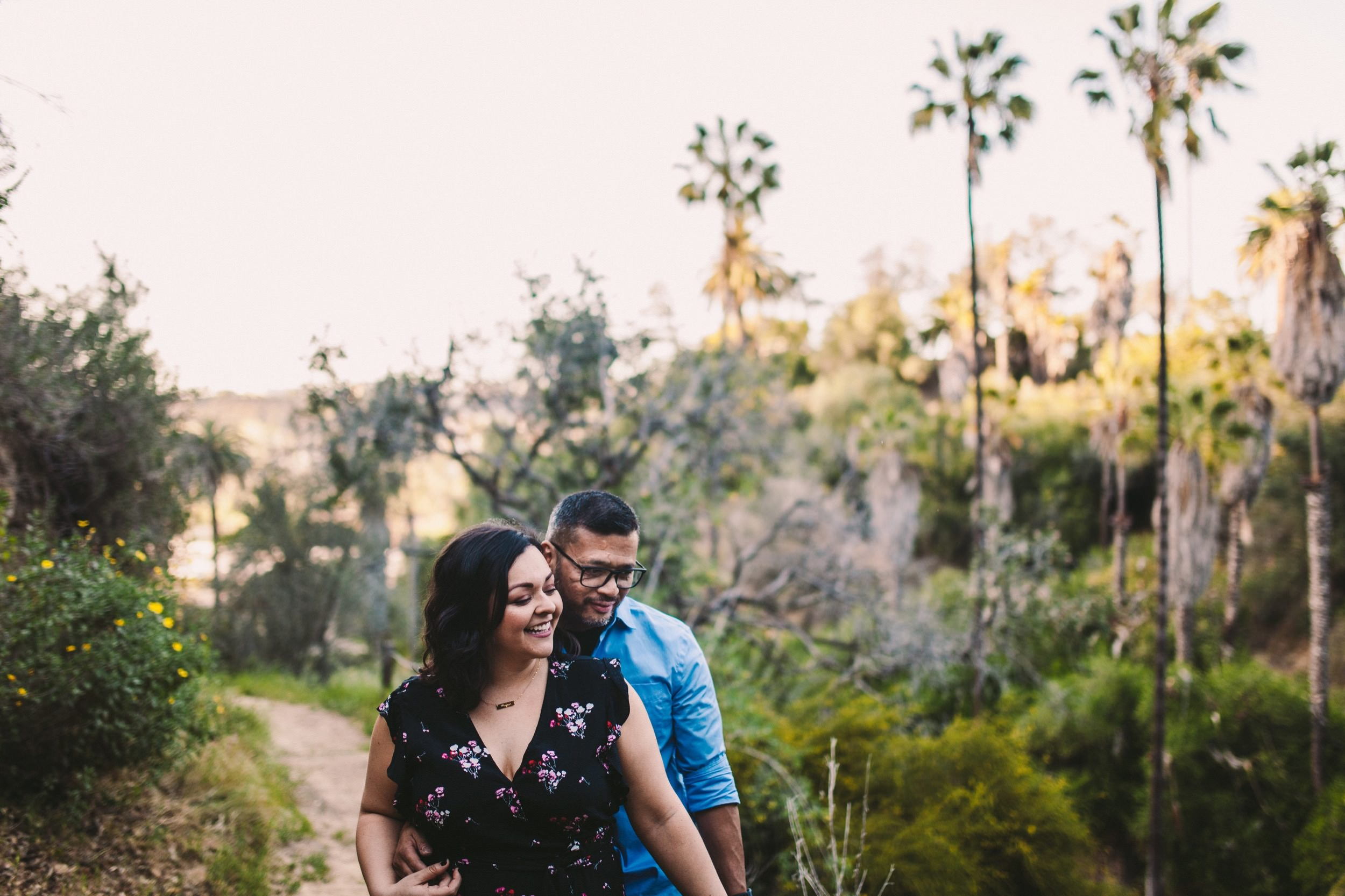 Presidio Park San Diego Engagement Session Photography-86.jpg